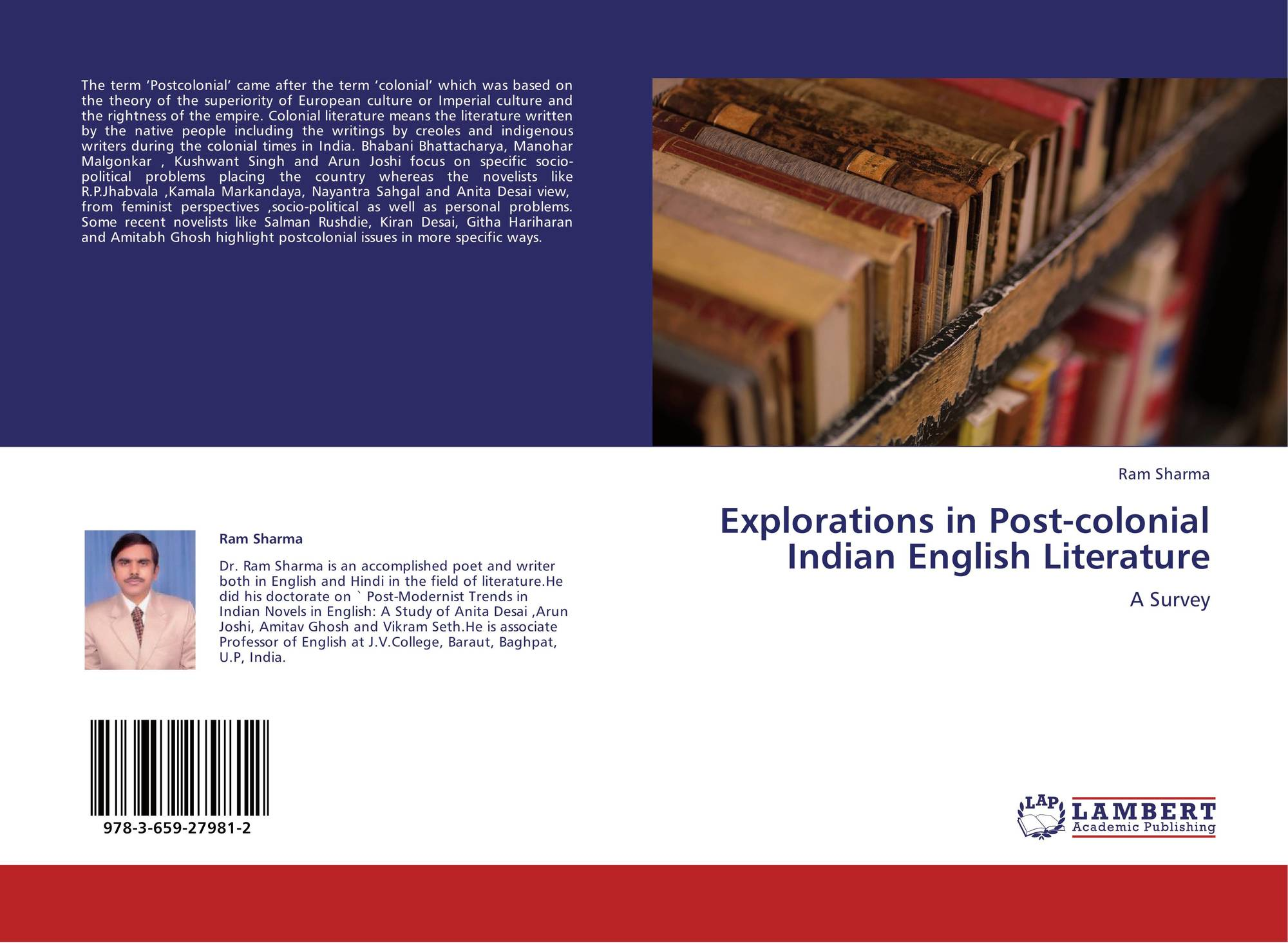 colonial english literature Colonial and postcolonial discourses in english literature - 10 stp.