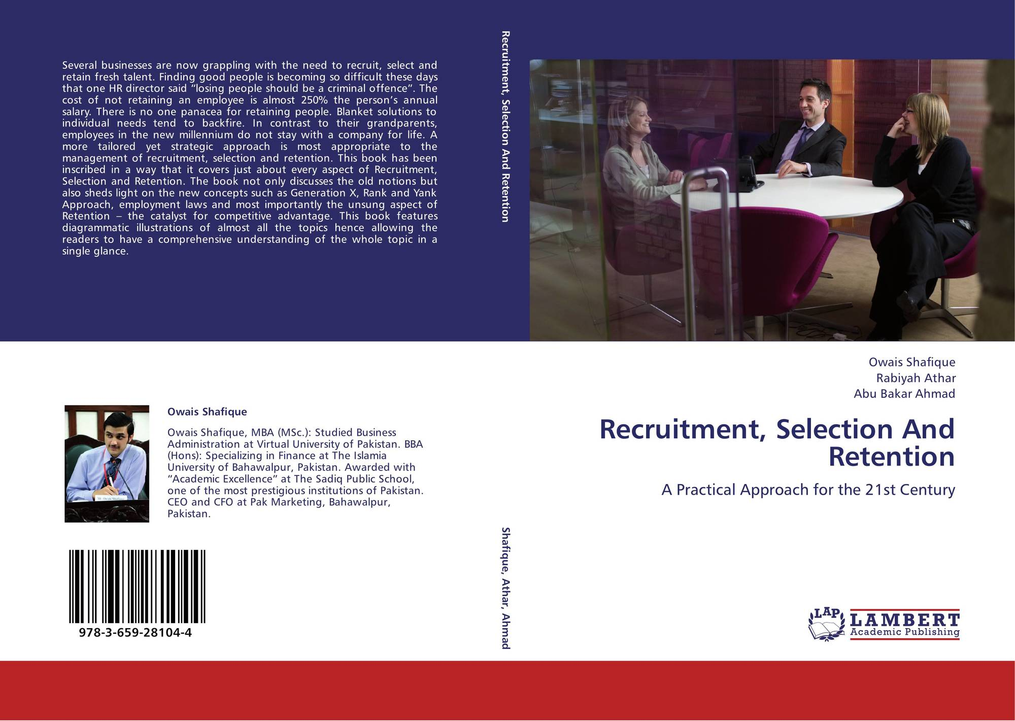 the approach to recruitment selection and retention by the human resources management A human resources management framework does not exist in a vacuum but is interconnected with the organization's mission and is subject to a number of forces, both internal and externalinternational organizations of the united nations family.