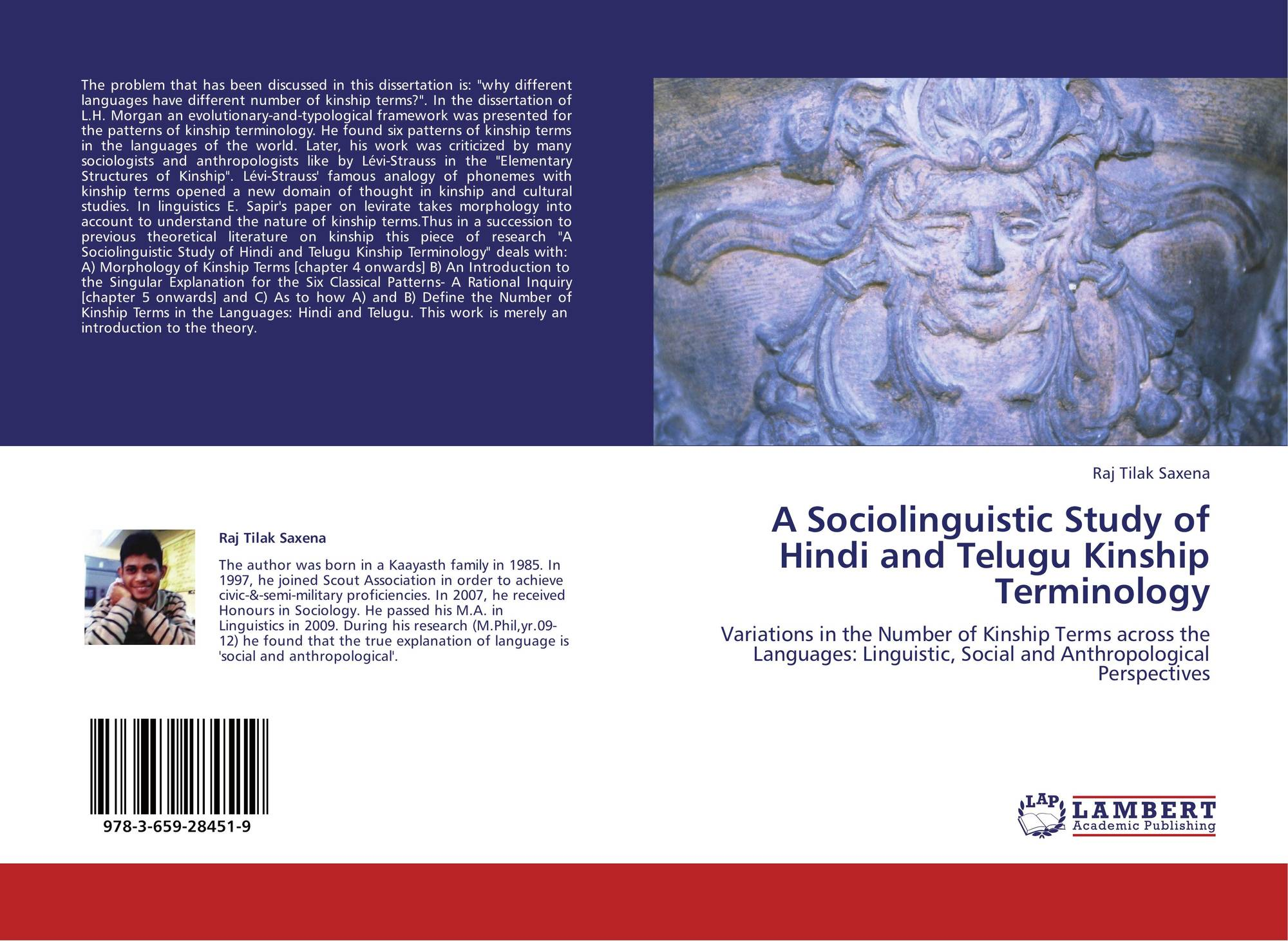 A Sociolinguistic Study of Hindi and Telugu Kinship Terminology