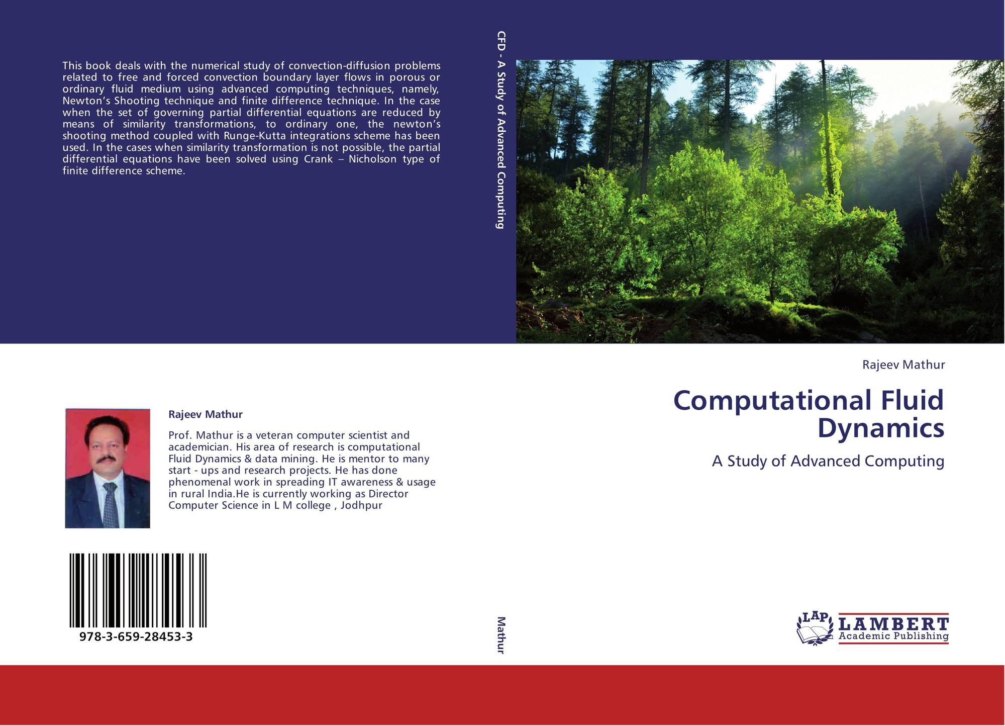 Computational Fluid Dynamics, 978-3-659-28453-3, 365928453X