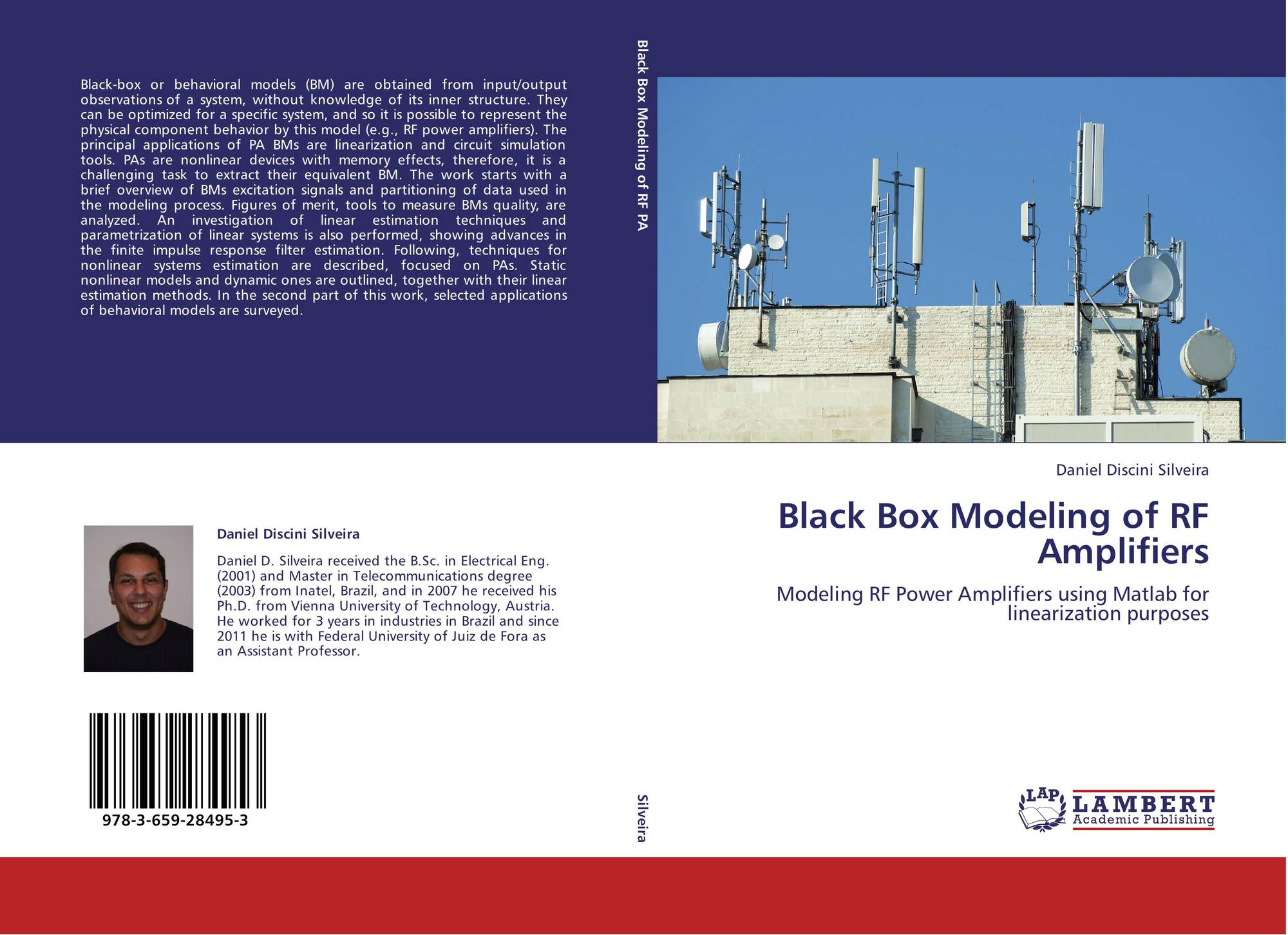 Black Box Modeling Of Rf Amplifiers 978 3 659 28495 3659284955 Diagram 9783659284953