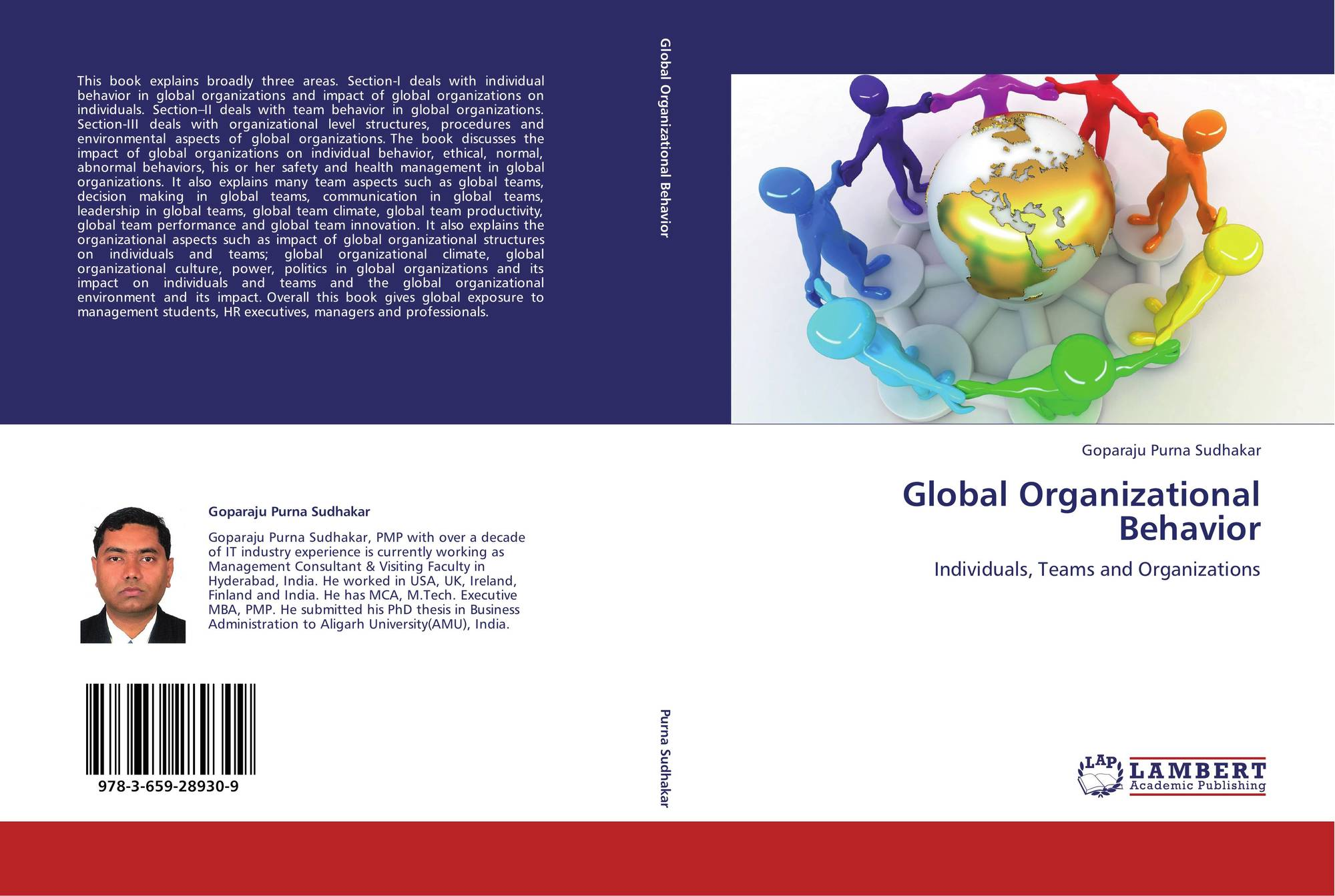 organizational behavior of globalization Handbook is an essential resource for researchers and students across management and organization studies.