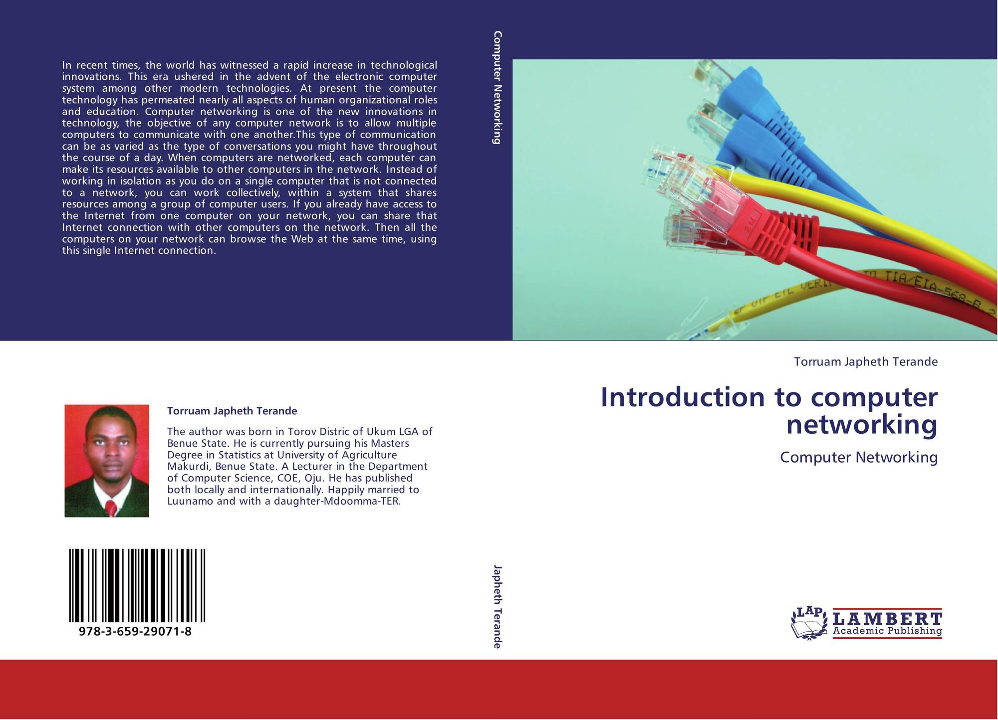 an introduction to the networking on the computer A free and open textbook covering computer networks and networking principles,  focused primarily on tcp/ip.