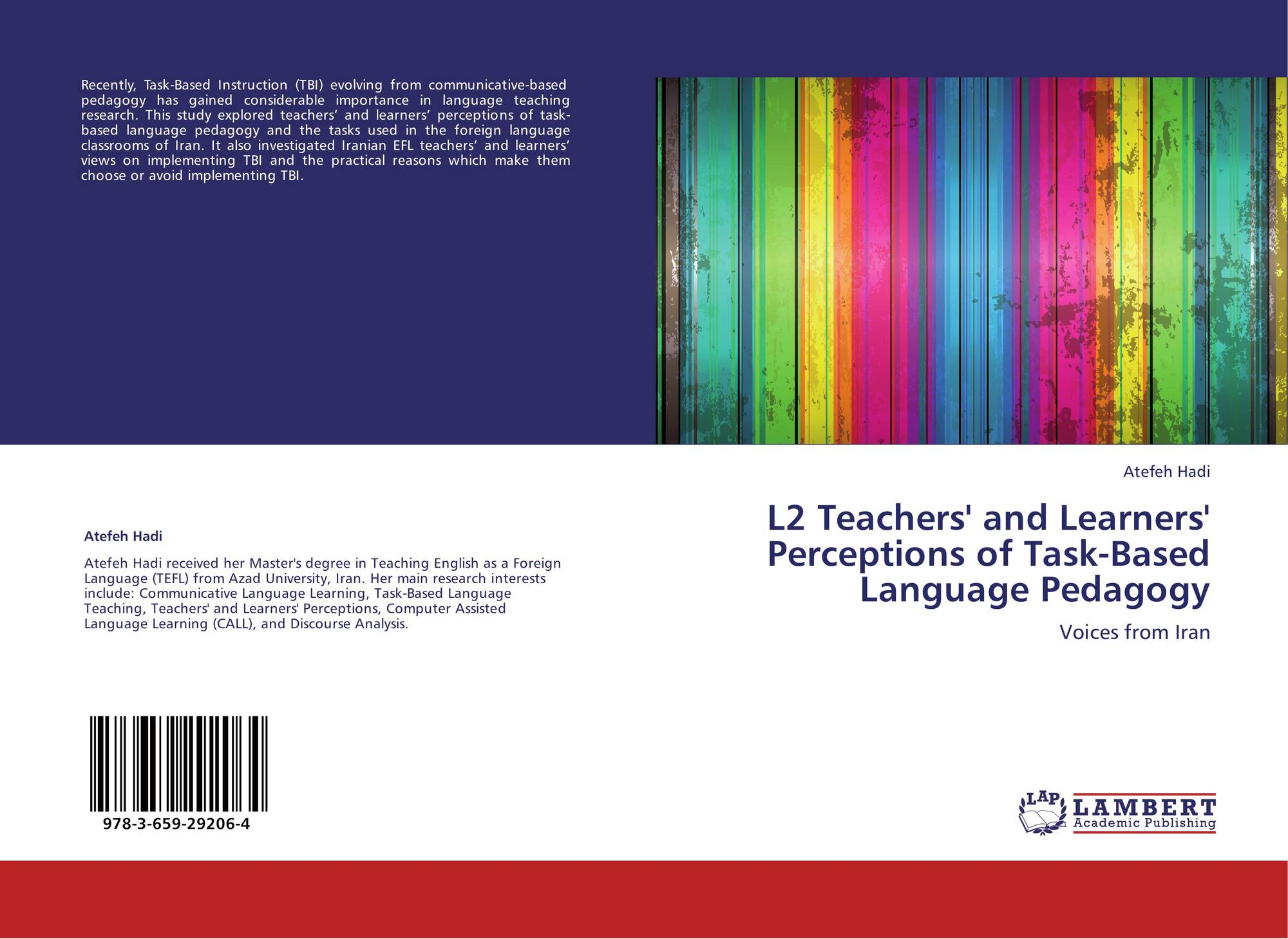 language pedagogy The edm in language education is designed to extend and diversify the professional preparation of certified teachers who seek to enhance their instructional skills and knowledge.