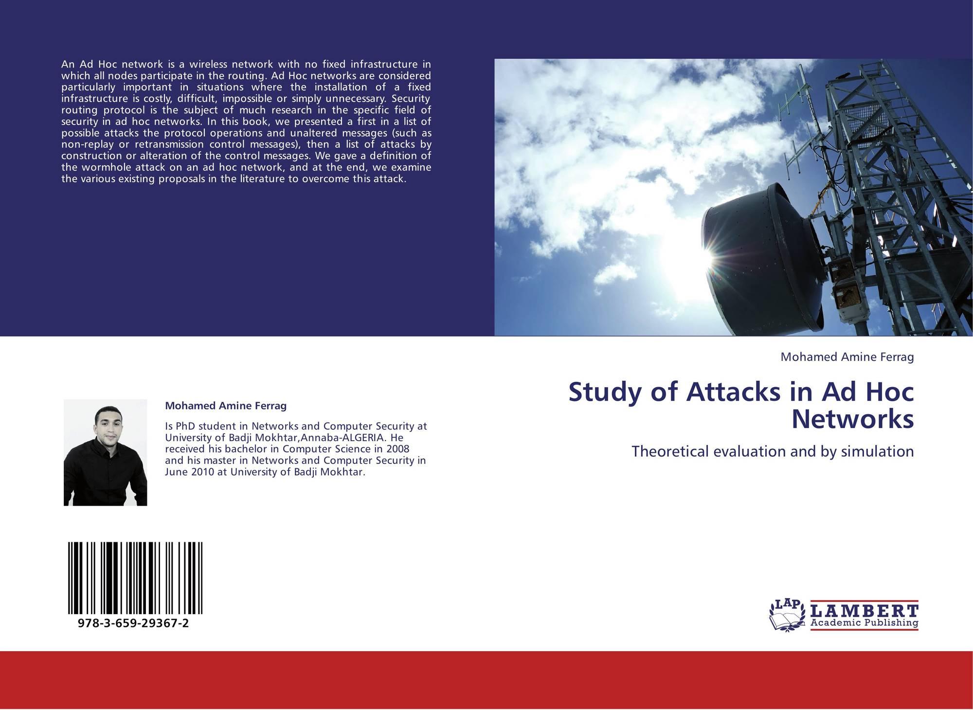 wormhole attack in wireless ad hoc network