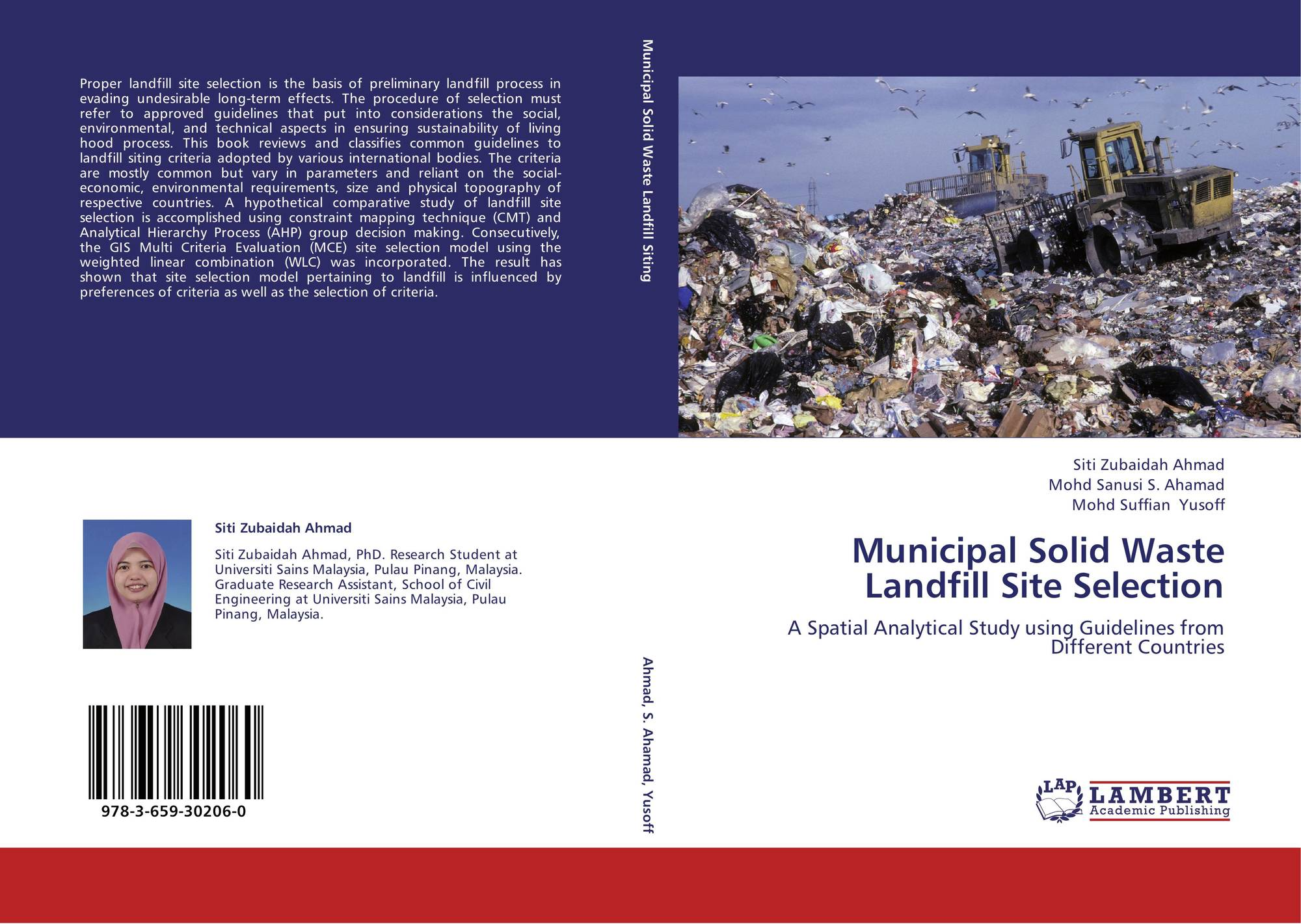 "the selection of a landfill site essay Home to one of the largest landfills in the united states, it was the main  repository for  its design and colors mimic the local topography, whereas site  selection and  this essay is largely based on the research of the ""waste  design lab,"" a."