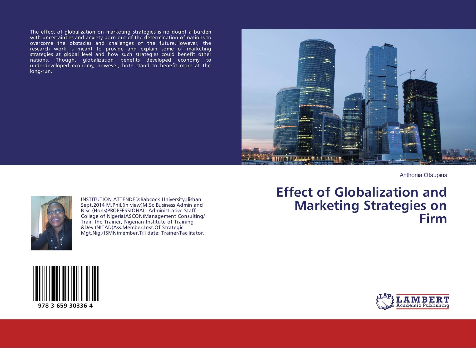 the effects of globalization on nigeria Negative effects of globalization on the people and the economic growth this article concentrates on the examination of the effects of globalization on the nigerian youths and.