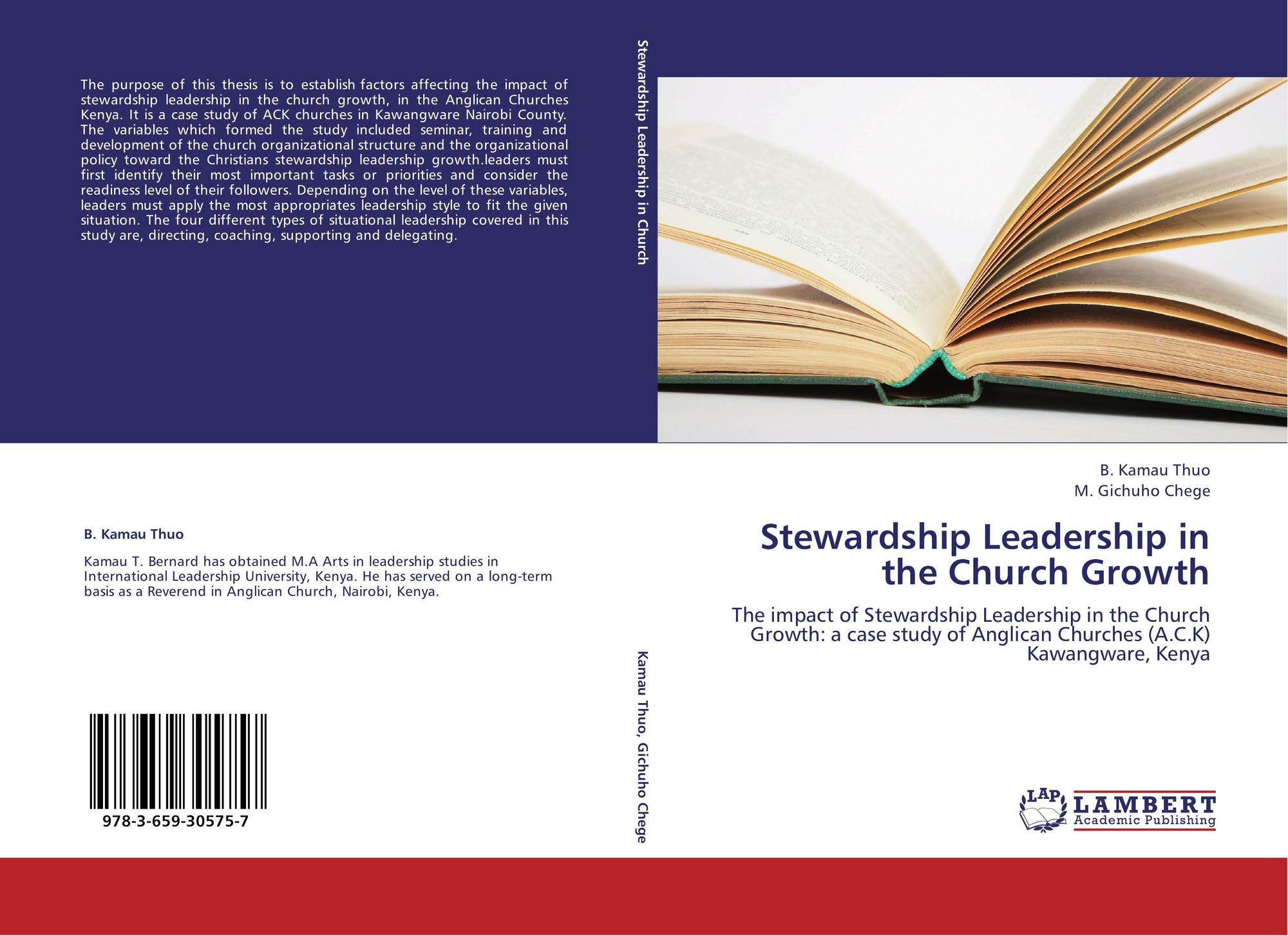 leadership in the church essay