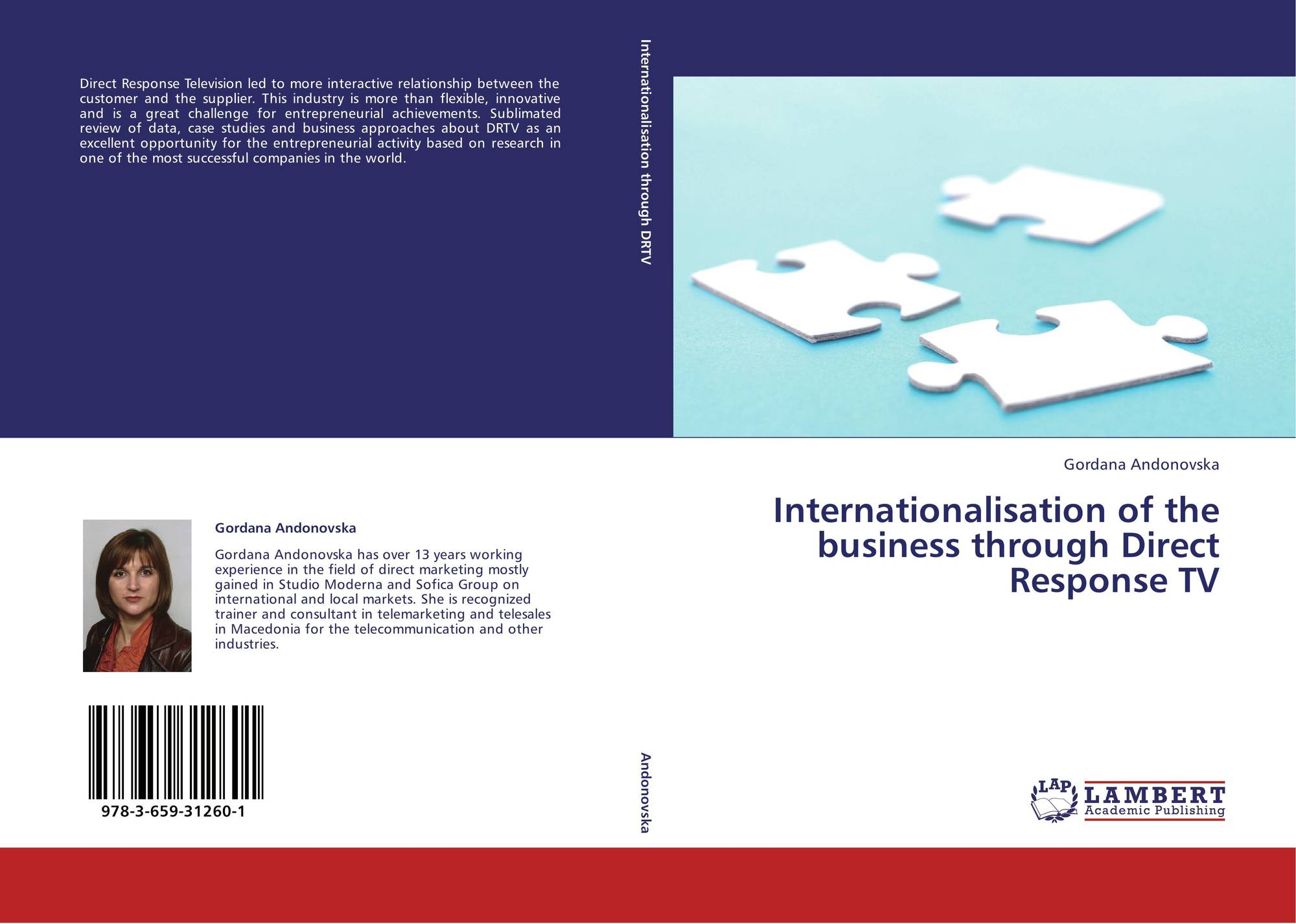 internationalization of the business