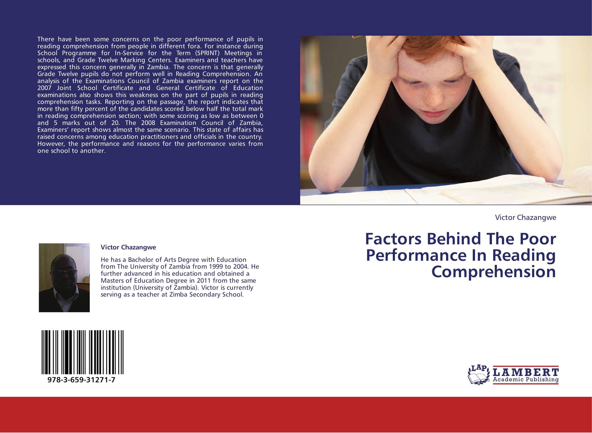 factors affecting poor reading comprehension of