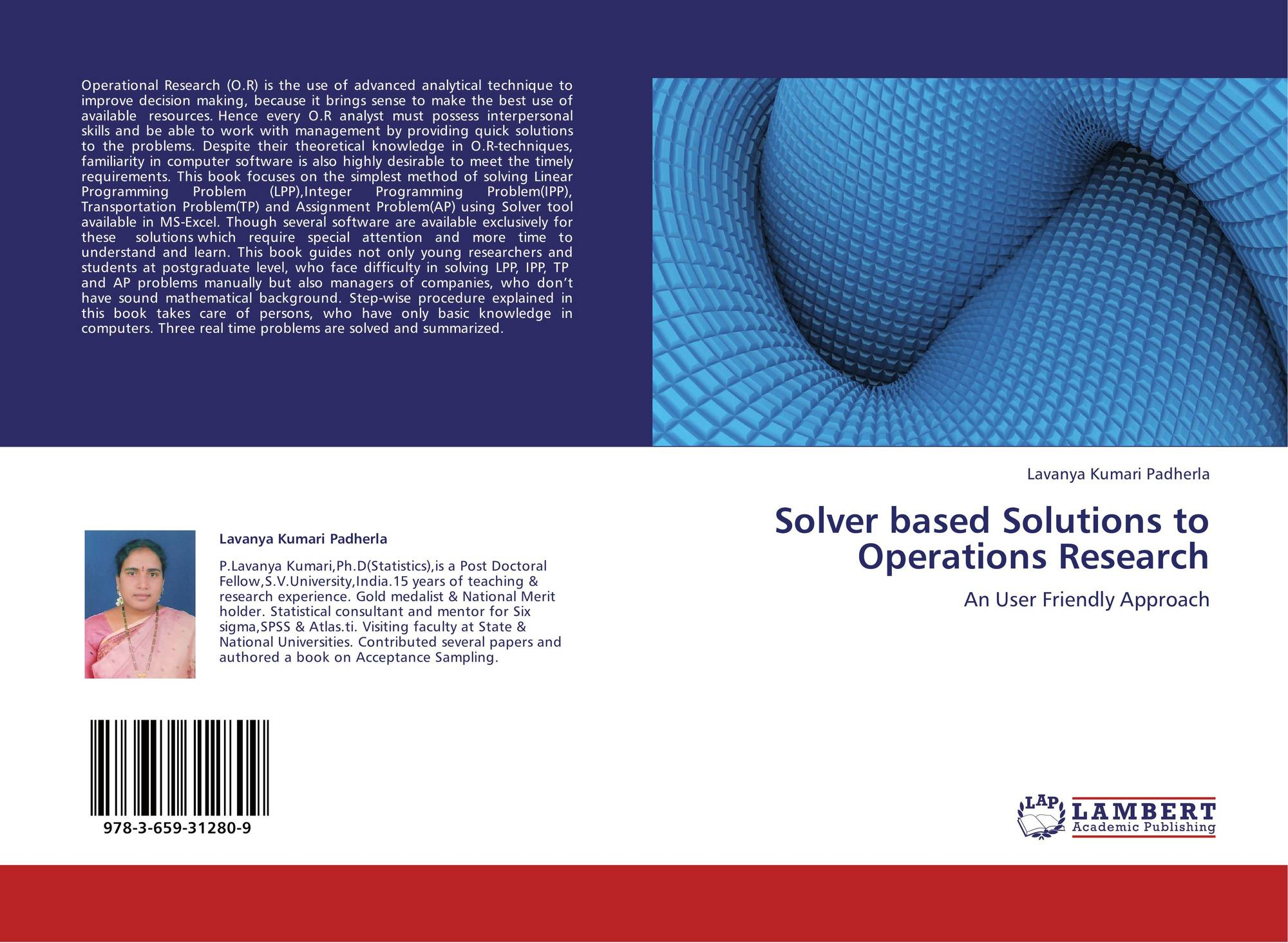 search results for operations research bookcover of solver based solutions to operations research