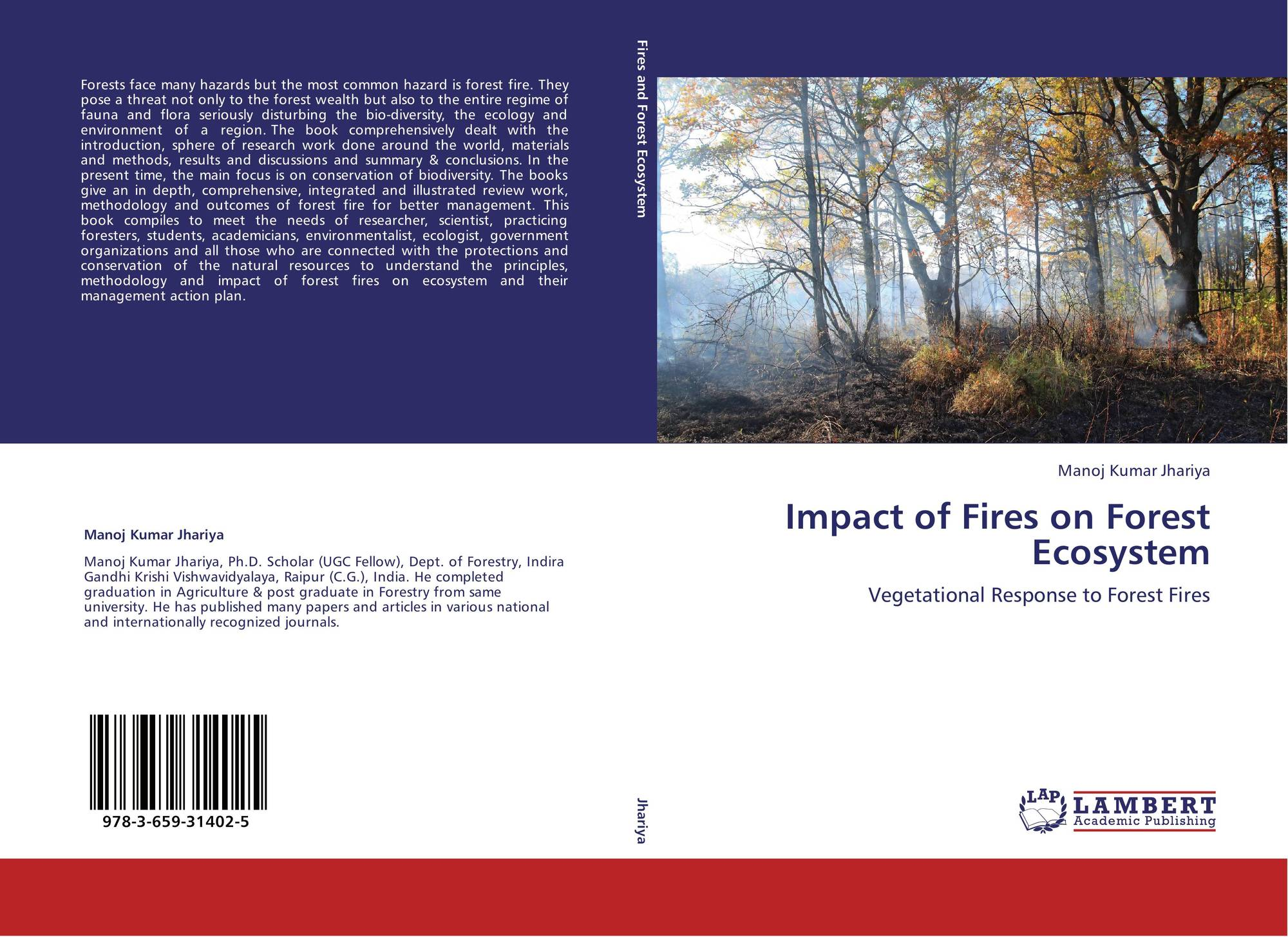 effects of wildfires on forest ecosystems essay Fire science and research in the main forest belt of here are two research papers we found to be of importance wildland fire in ecosystems: effects of fire.