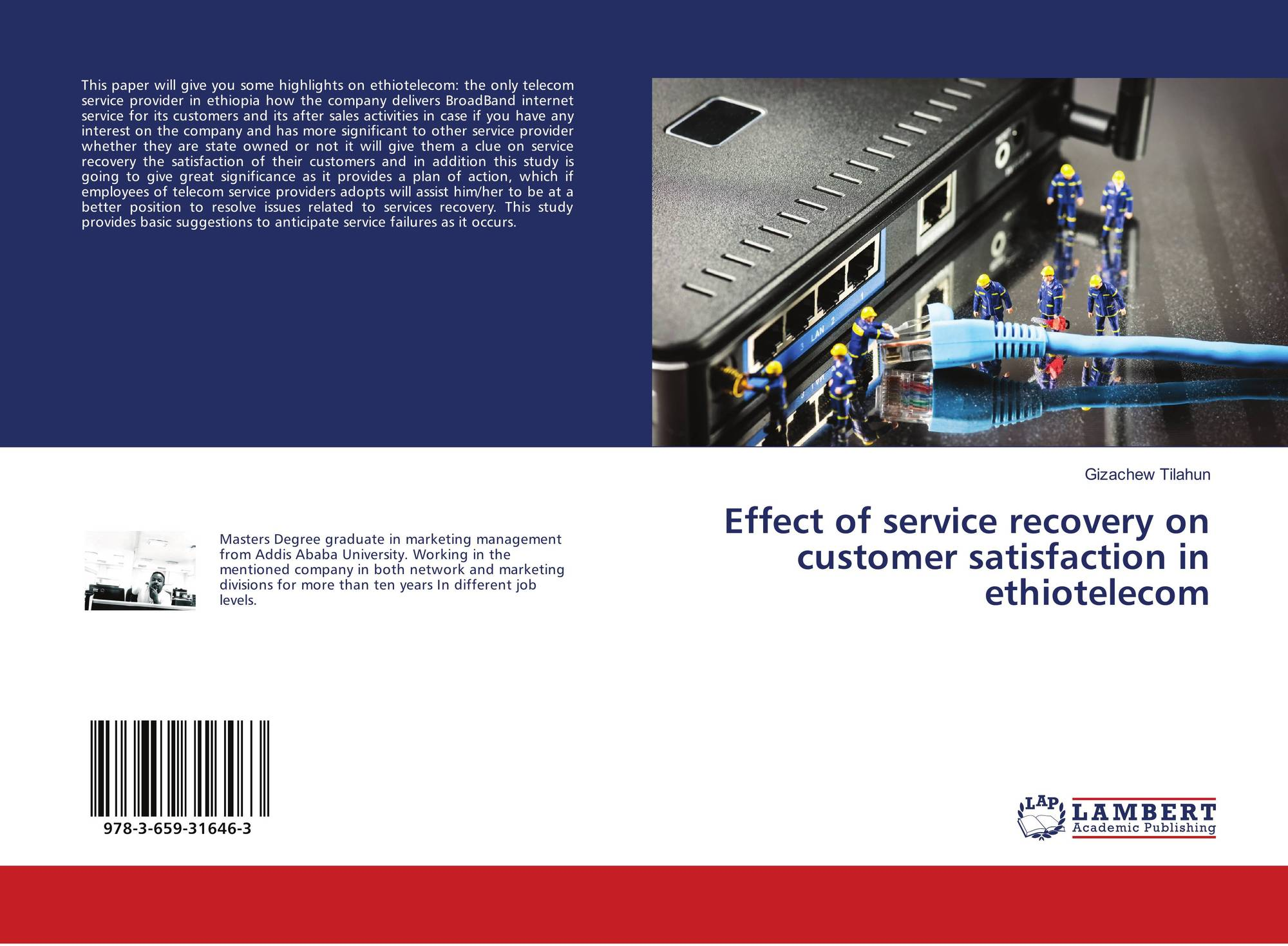 Effect of service recovery on customer satisfaction in