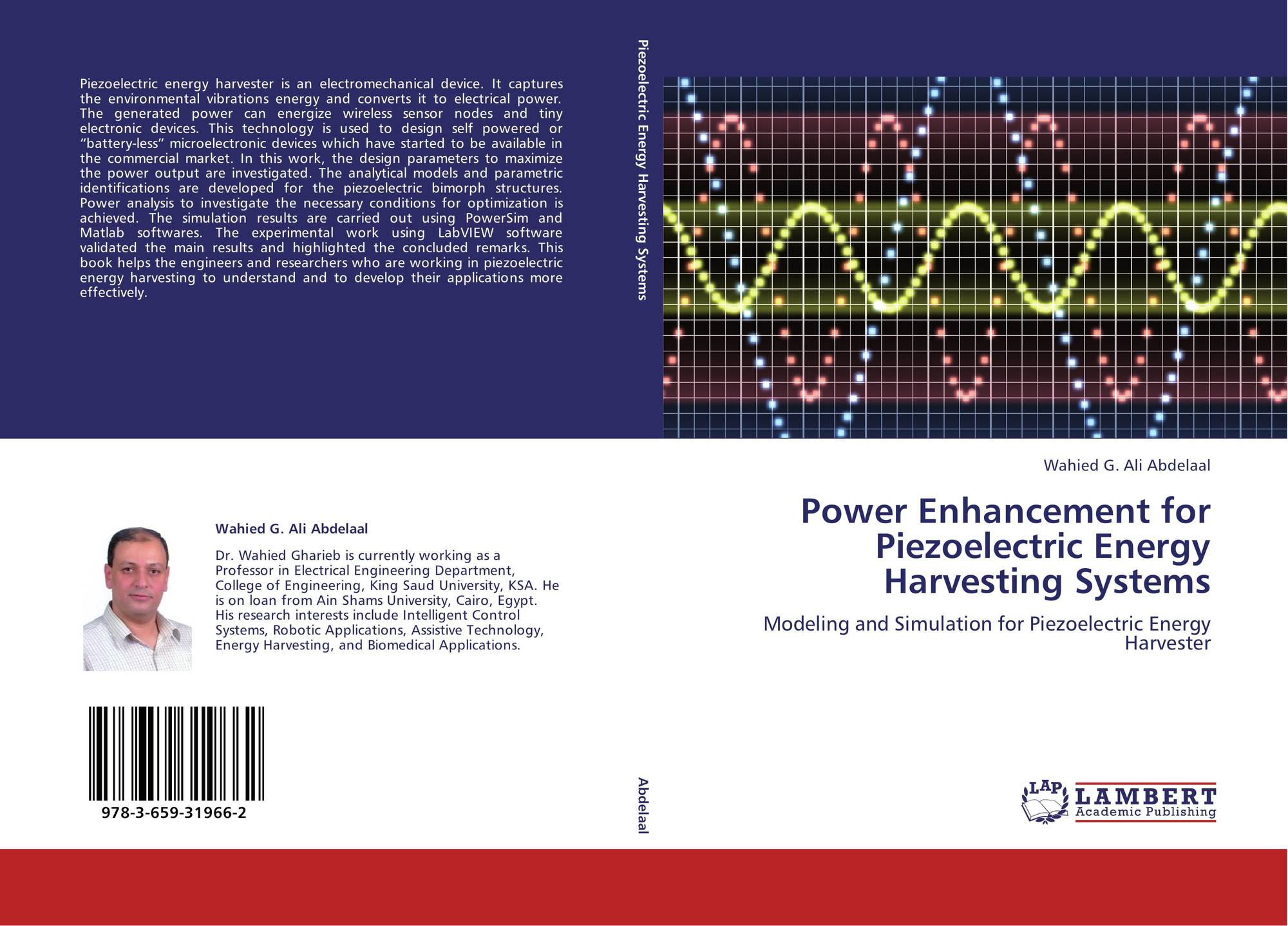 Search Results For Energy Harvesting Piezoelectric Circuit Bookcover Of Power Enhancement Systems