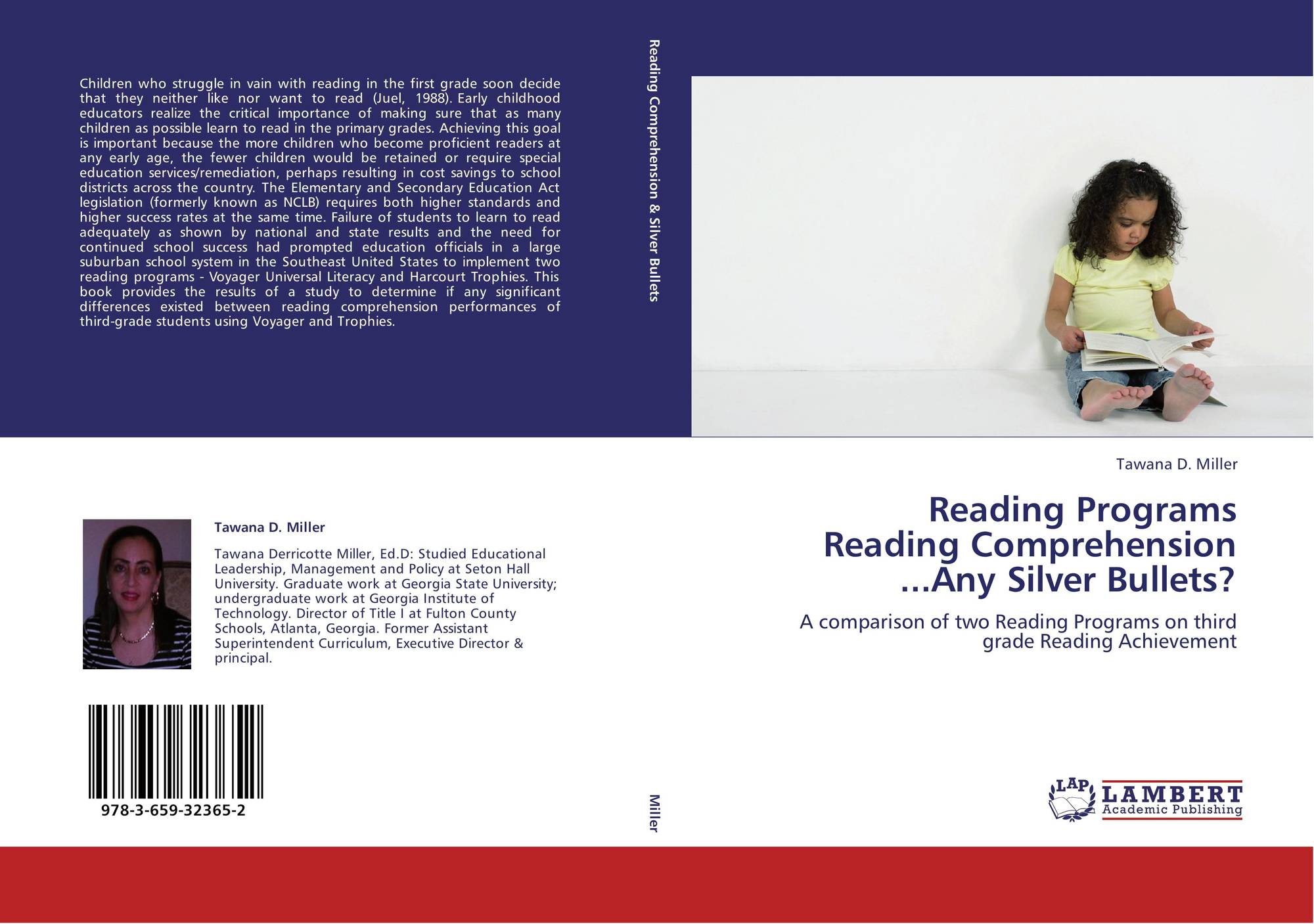 Reading Programs Reading Comprehension ...Any Silver Bullets?, 978-3 ...