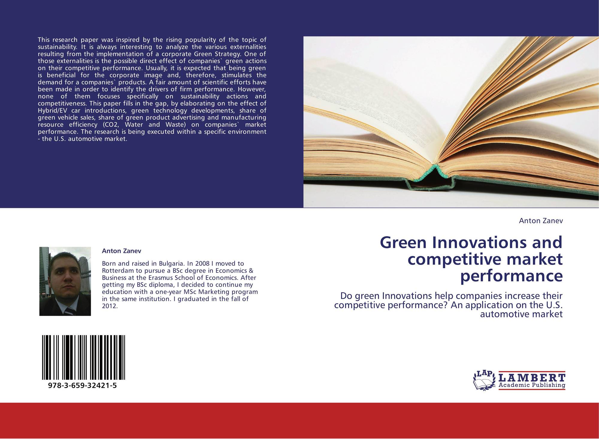 green paper innovation research