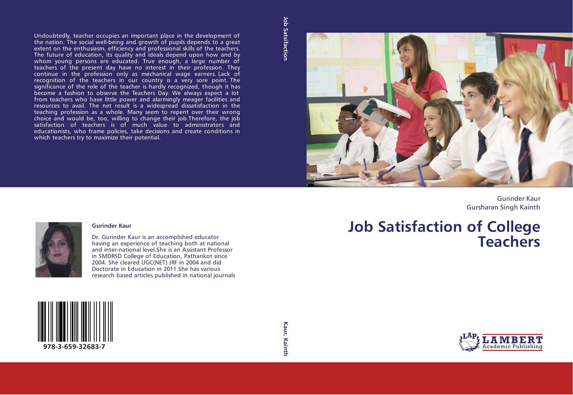 job satisfaction of teachers Using teachers' job and need satisfaction ratings as the dependent variables and teachers' background information as the independent variables to a large extent, this work is built on the.