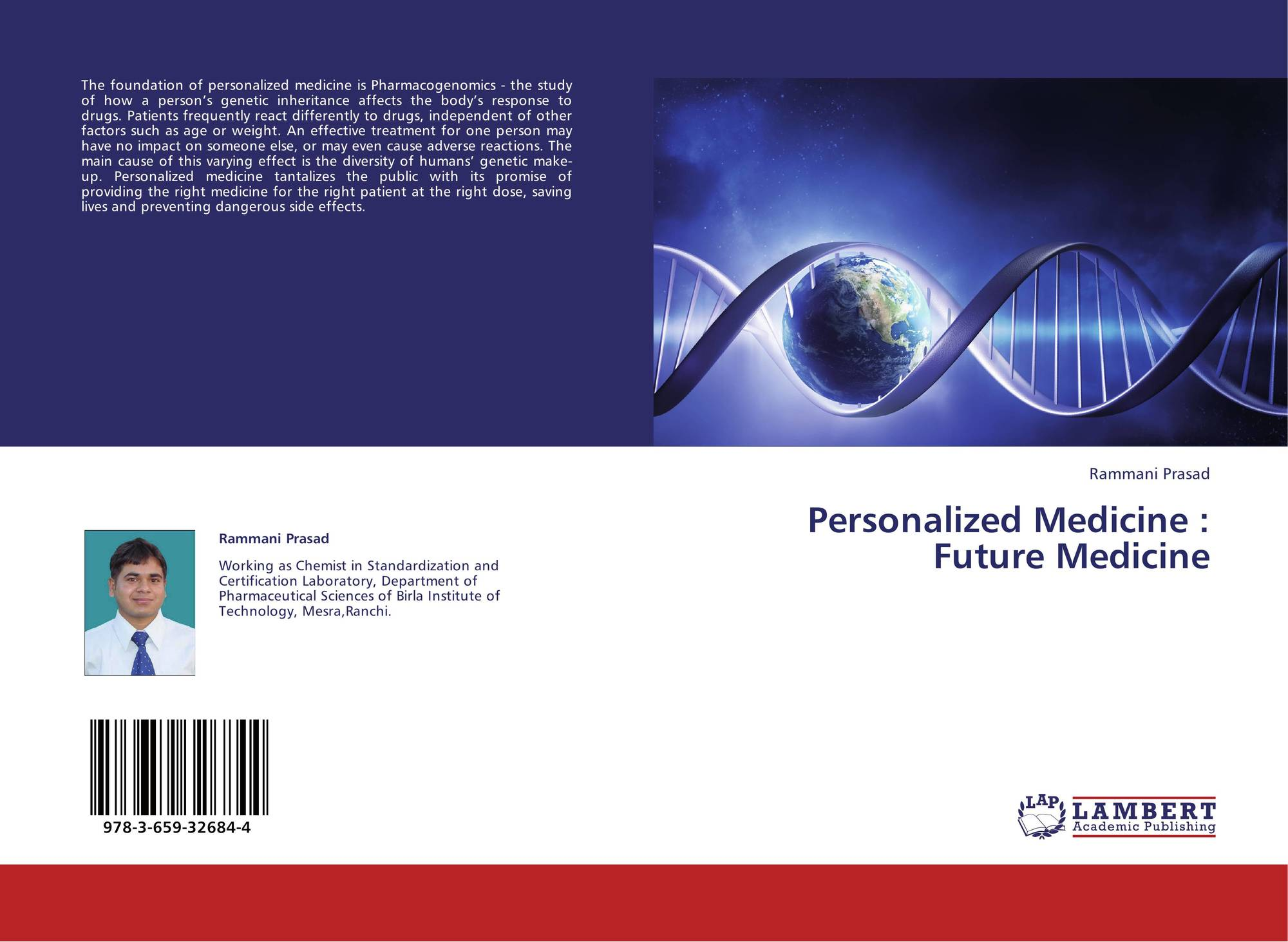 the future of personalized medicine The goal for the future is that personalized medicine will revolutionize patient care in these ways and more every day, researchers at the jackson laboratory study cancer, neurodegenerative disease, bioinformatics, and a variety of other fields with direct implications for the future of personalized medicine.