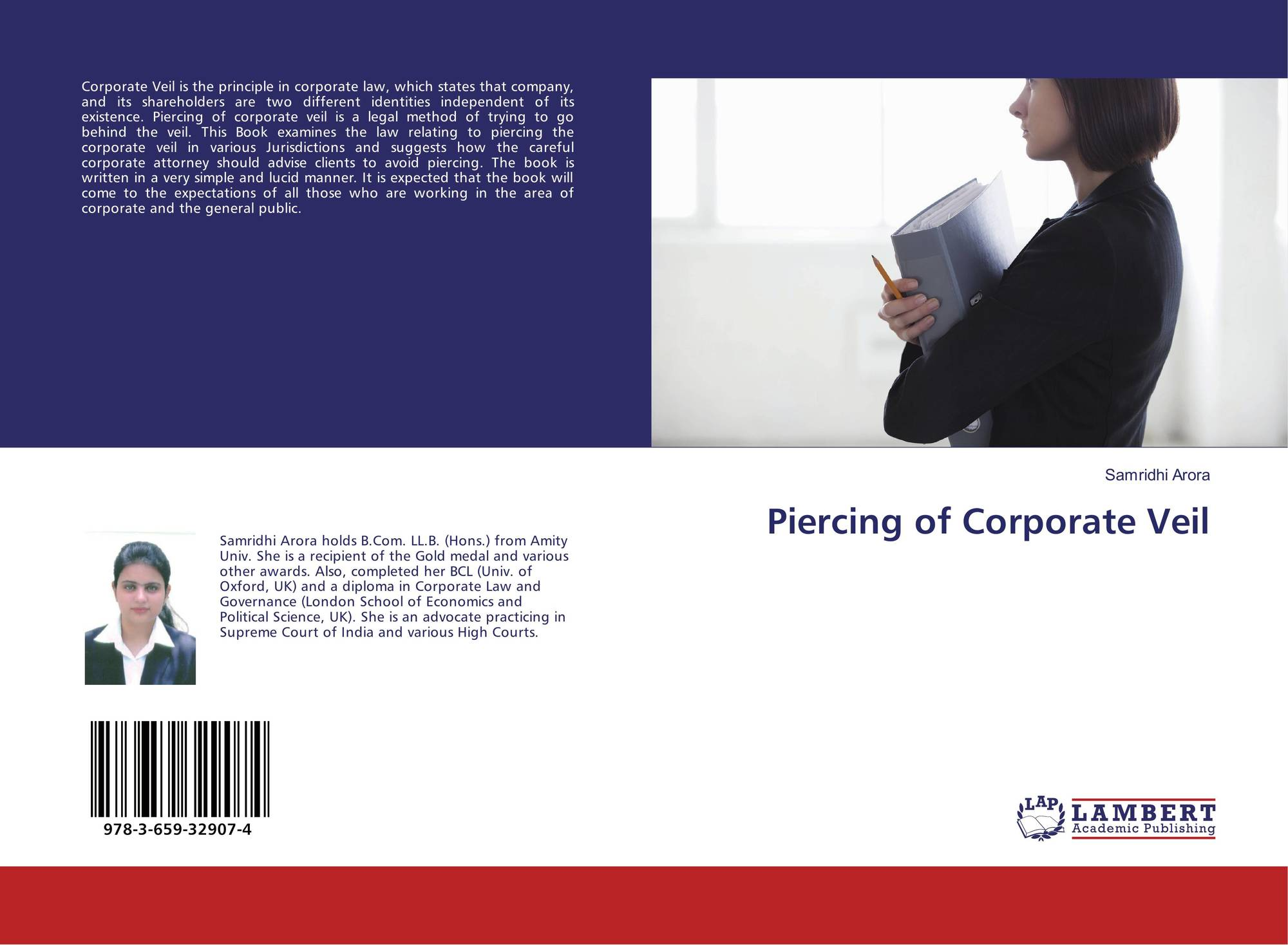 an analysis of the two key cases of the piercing the corporate veil
