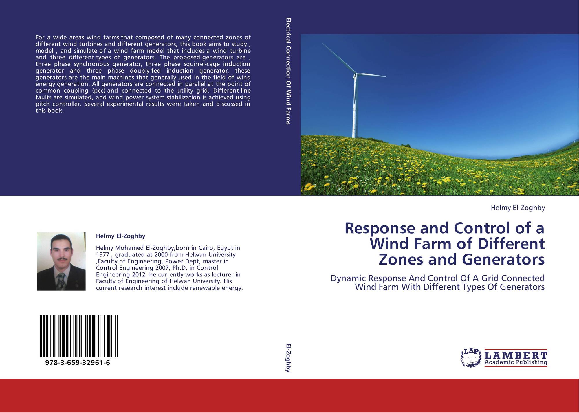 Search Results For Characteristics Of Dc Generators Types Bookcover Response And Control A Wind Farm Different Zones