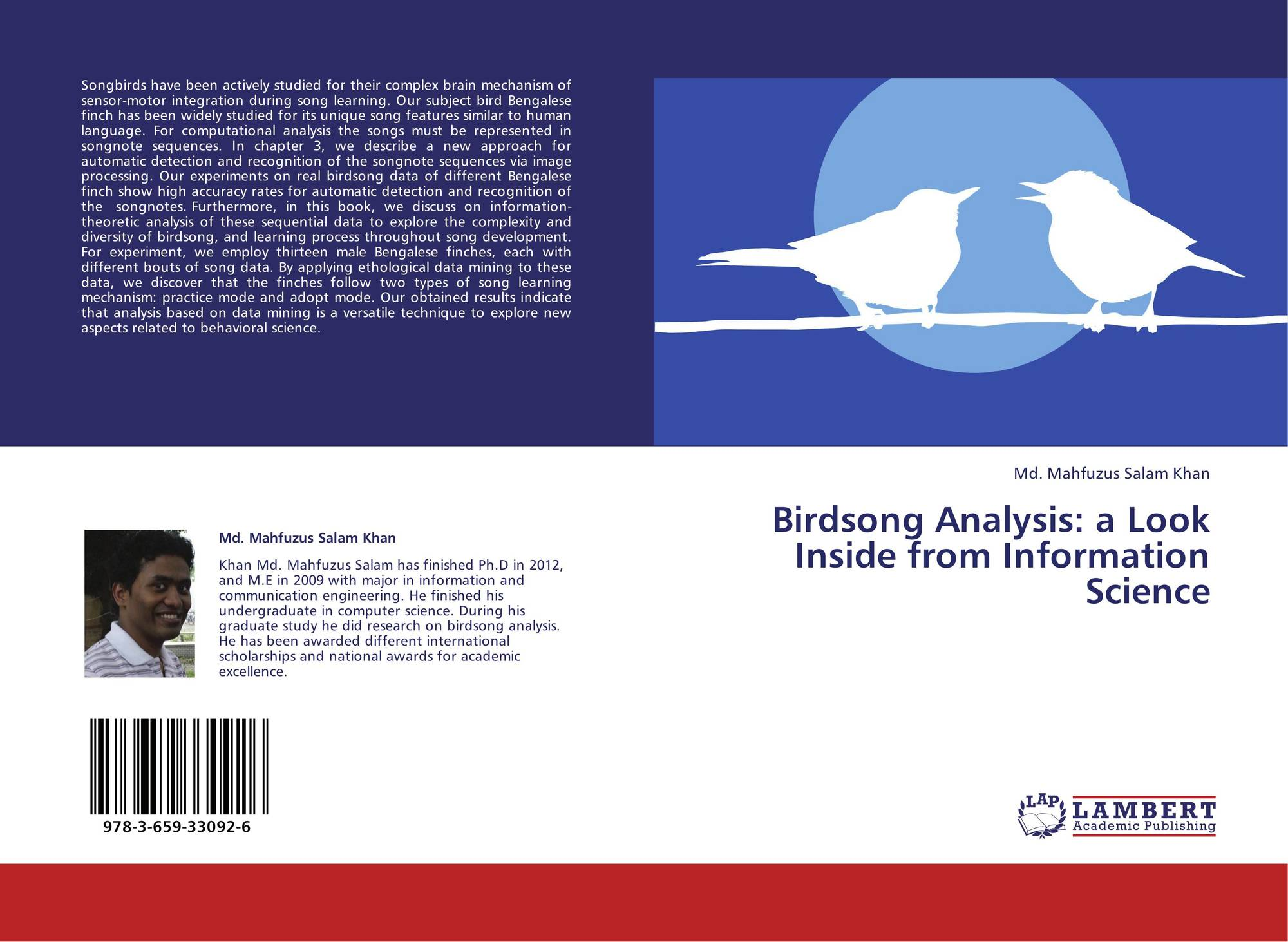 critical analysis language birdsong Analyses of speeches below you will find several speeches that i have analyzed, in whole or in part to see a particular speech and read the analysis, click the photograph of the relevant speaker.