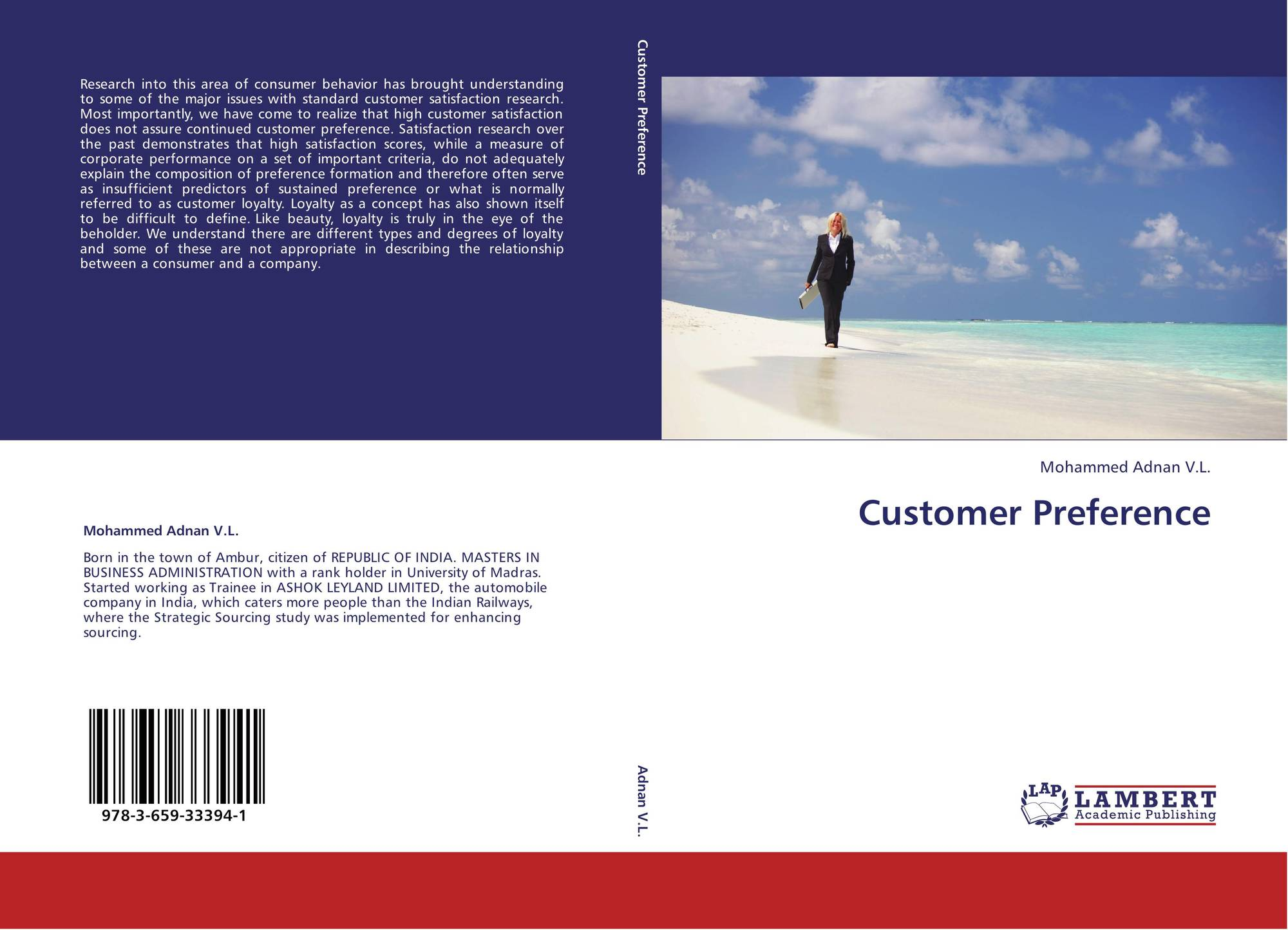 customer preference Customer preference: customers are informed and remaindered about the products and are requested and persuaded to purchase their products such communication may be made their along the product or well in advance of the introduction of product into the market.