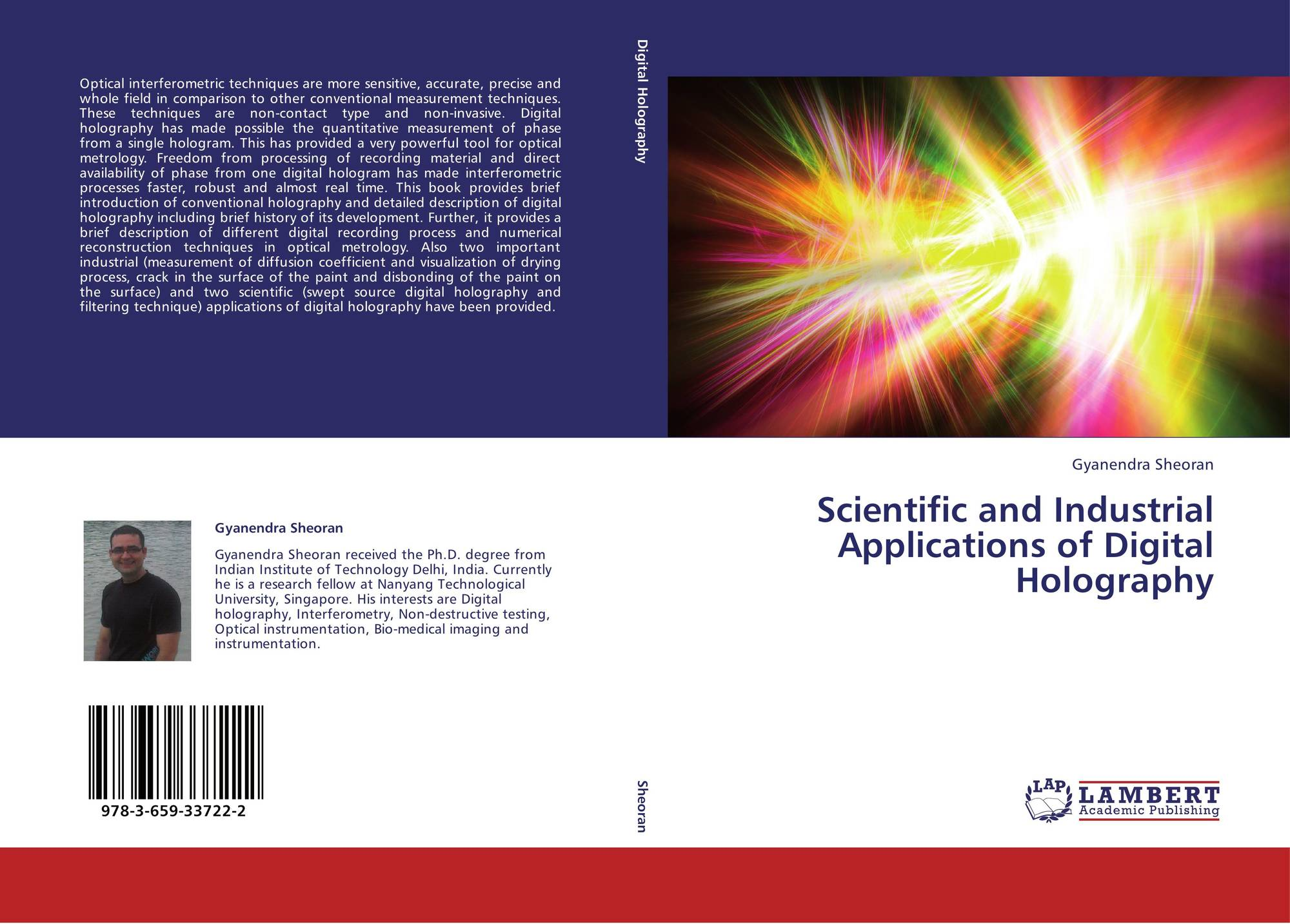 Scientific and Industrial Applications of Digital Holography