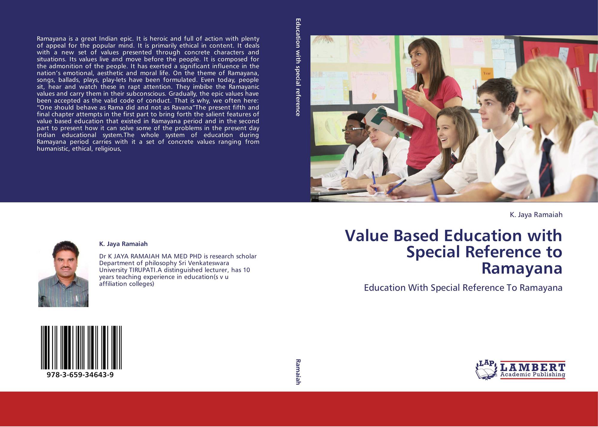 value based education is the need Value-based pricing is a price-setting strategy where prices are set primarily on a consumers' perceived value of the product or service by contrast, cost-plus pricing is a pricing strategy in.