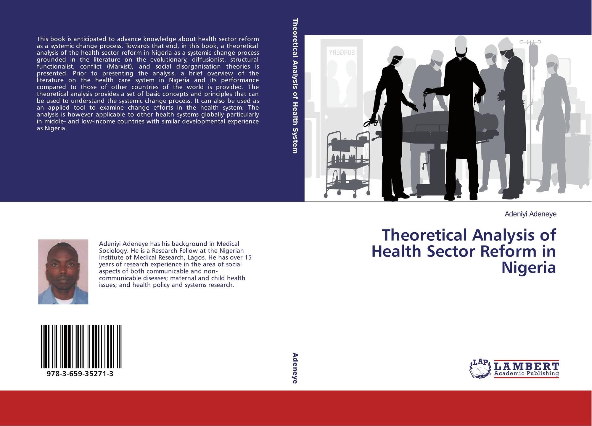 the nigerian health sector essay