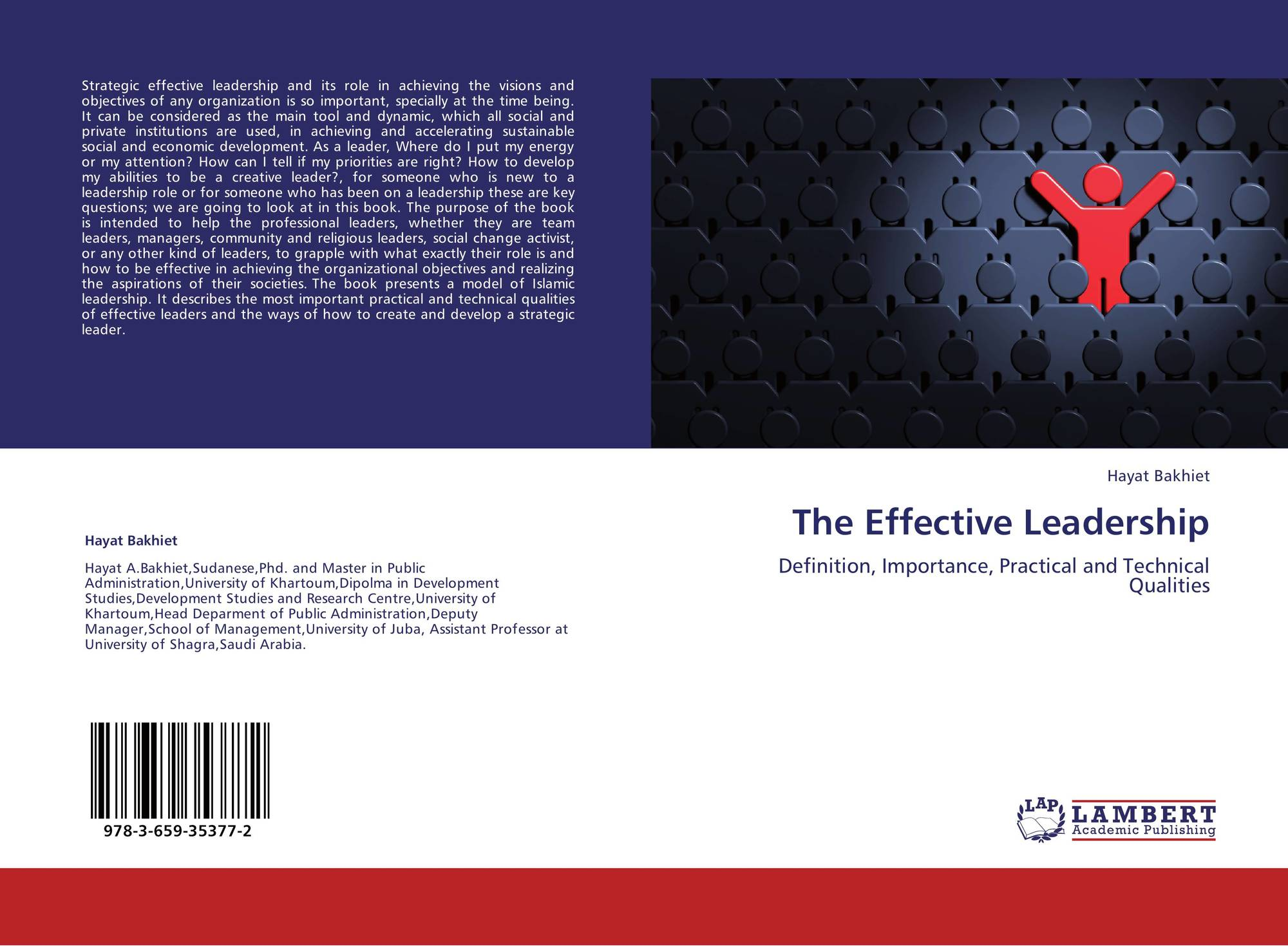 effective and dynamic leadership