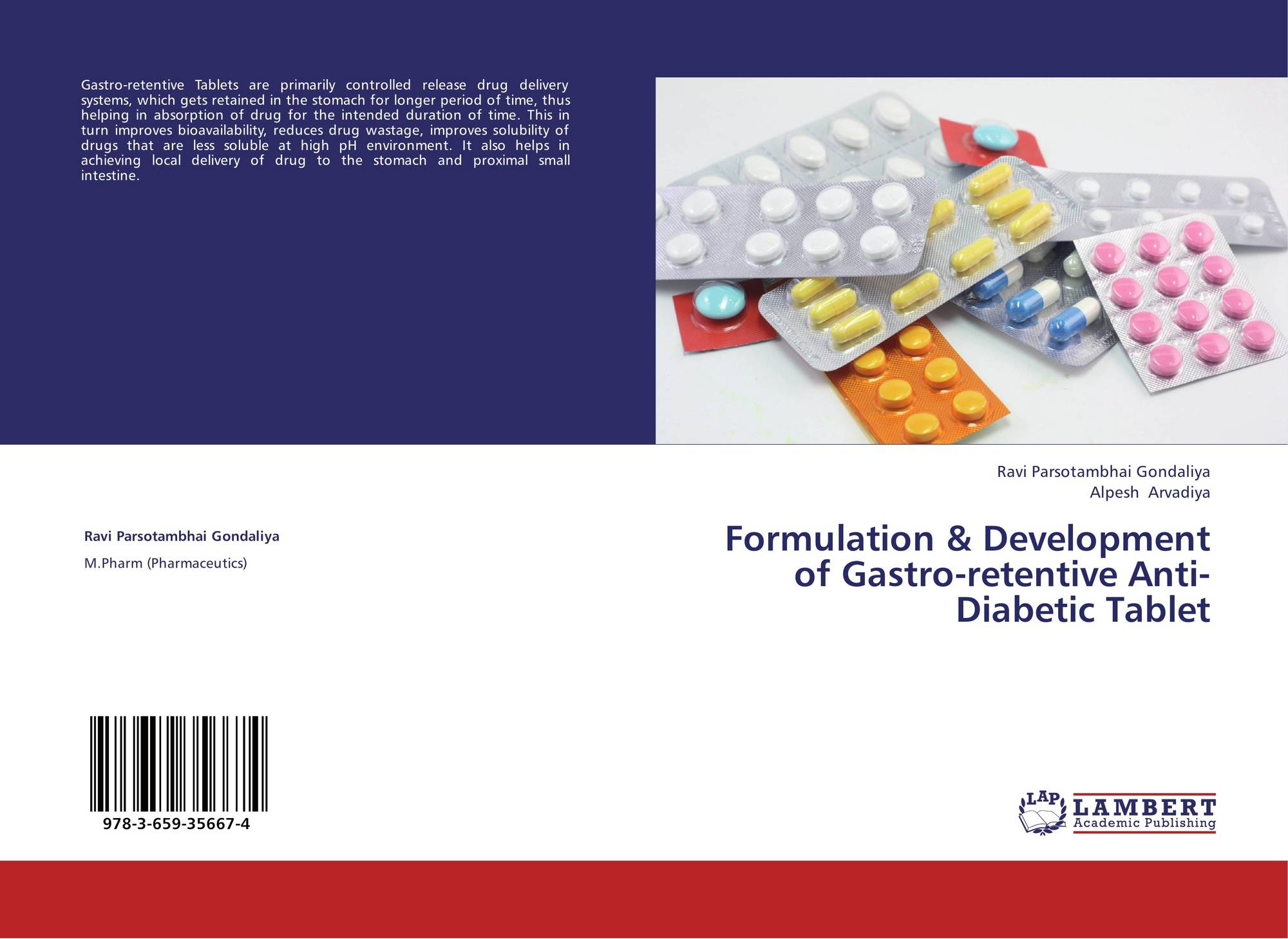 Gastro Tablets search results for gastro retentive floating tablet