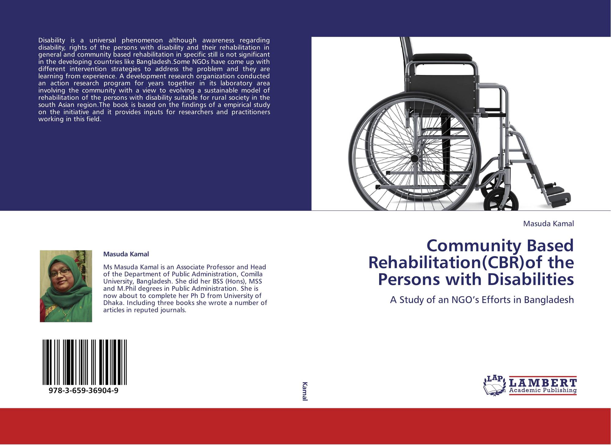 community based rehabilitation Objective the aim of this study was to evaluate the effectiveness of a community-based rehabilitat.