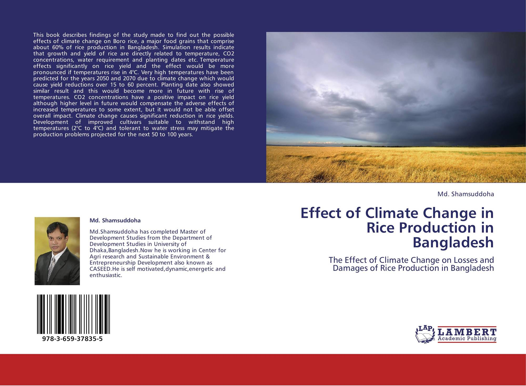 effects of climate change on developing We are already seeing the effects of climate change in bangladesh and across south asia it's not news to us most developing countries are facing climate change now.