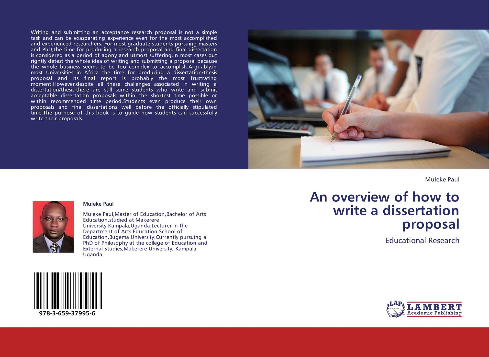 writing dissertation proposal literature review If you would like to review a successful dissertation proposal, you may want to download one or more of the examples below each of these proposals went through a.