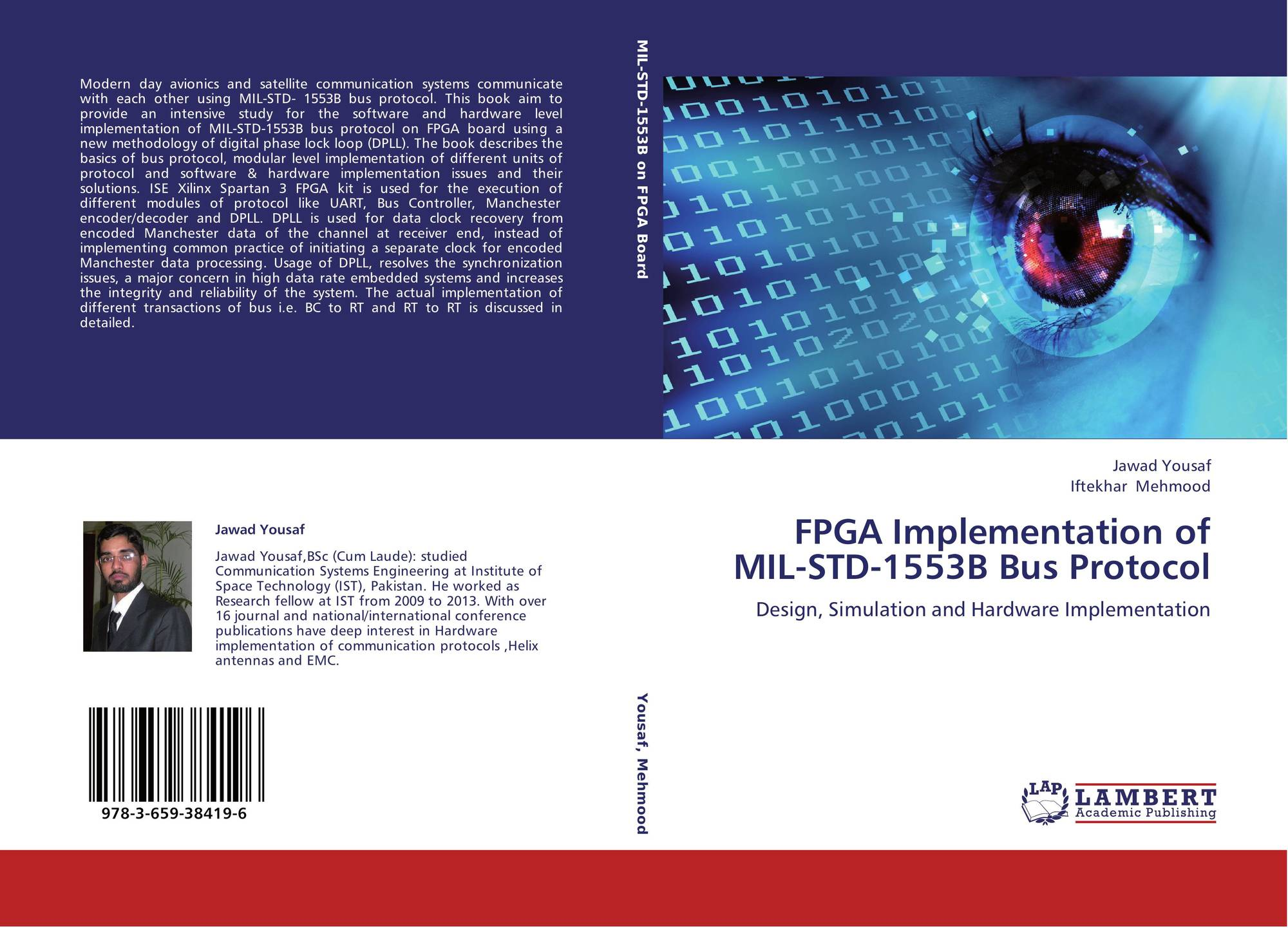 mil-std-1553 thesis Design and implementation of a parallel computing system using mil-std-1553 parallel computing using mil-std-1553 kemal bc книга по требованию.