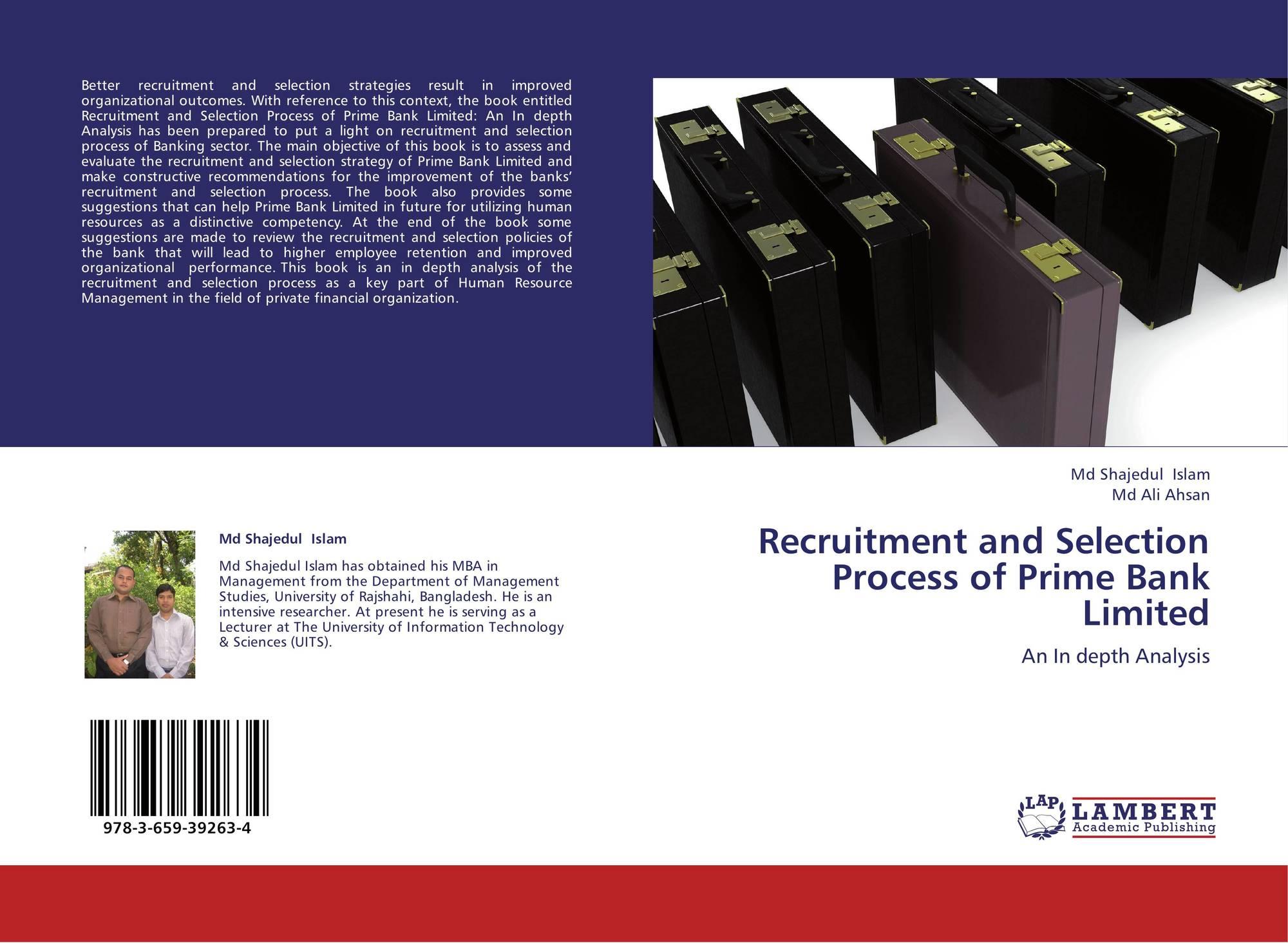 recruitmen and selection process of bangladesh banking sectors