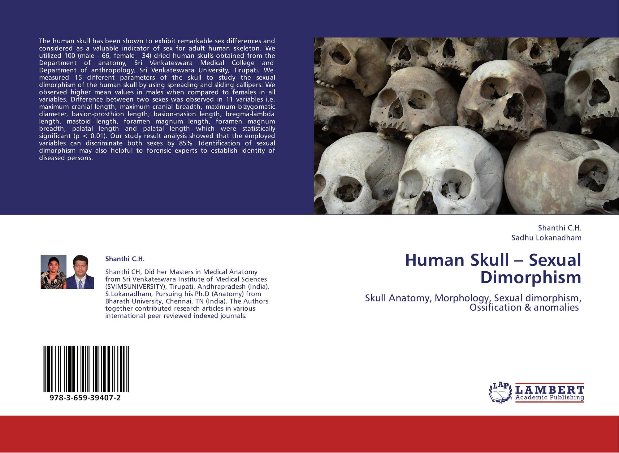 human sexual skeleton dimorphism