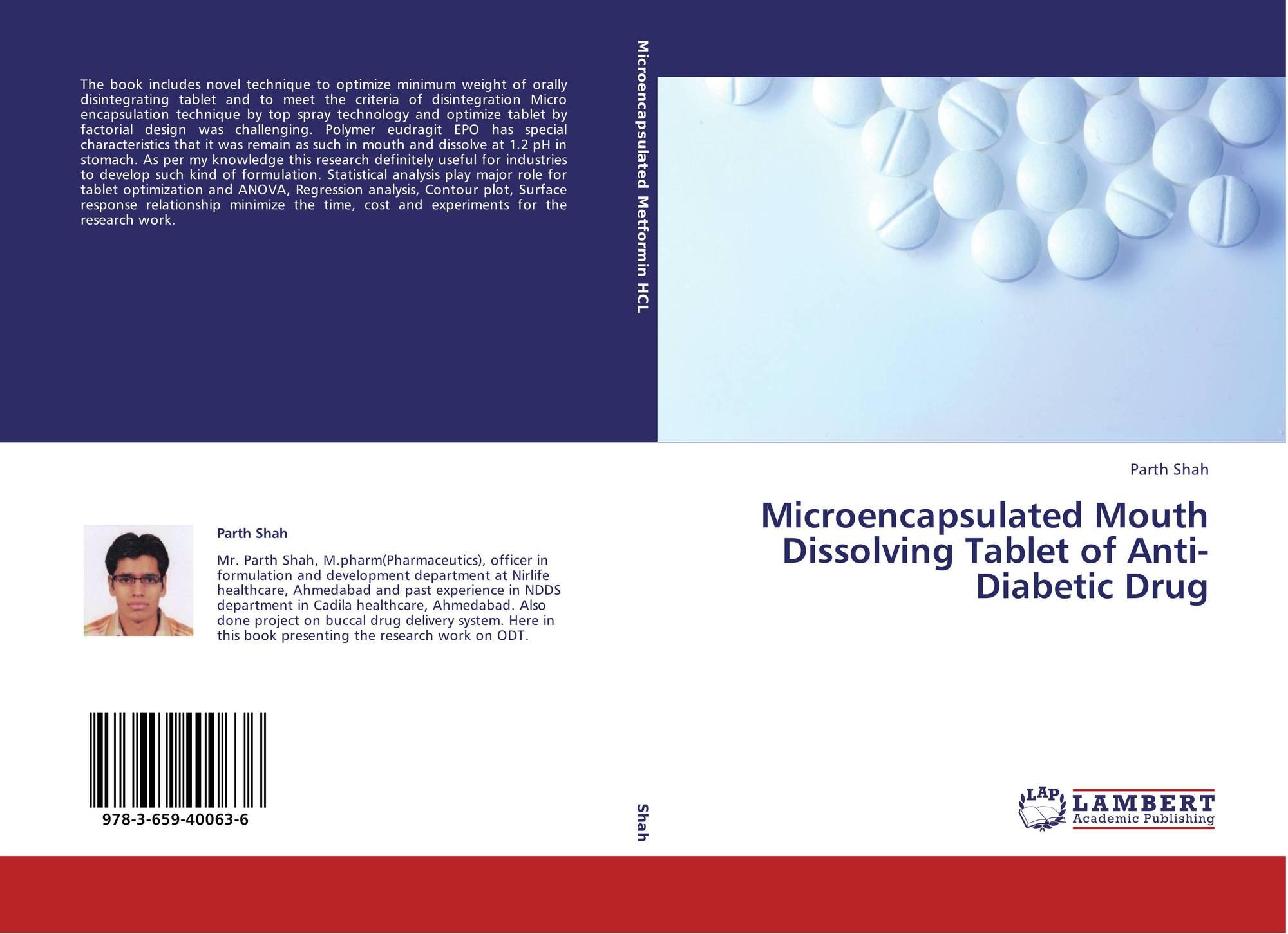 tableta bucal mucoadhesiva de carvedilol y diabetes