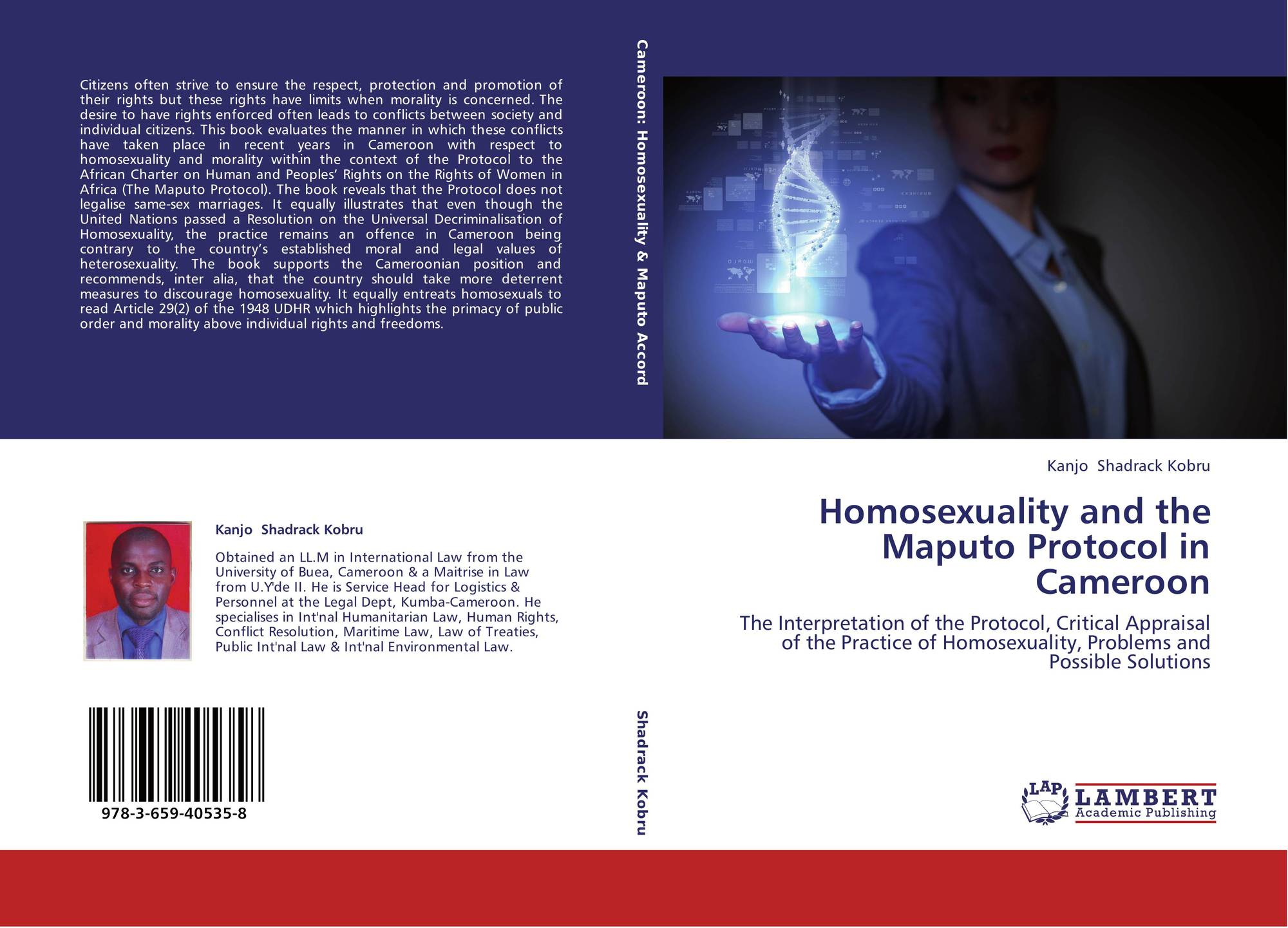 a relation between the idea of universality and the morality of homosexuality and the legalization o Some publishing companies are run by people who disagree with the morality of homosexuality the legalization of same in the imaginative conservative.
