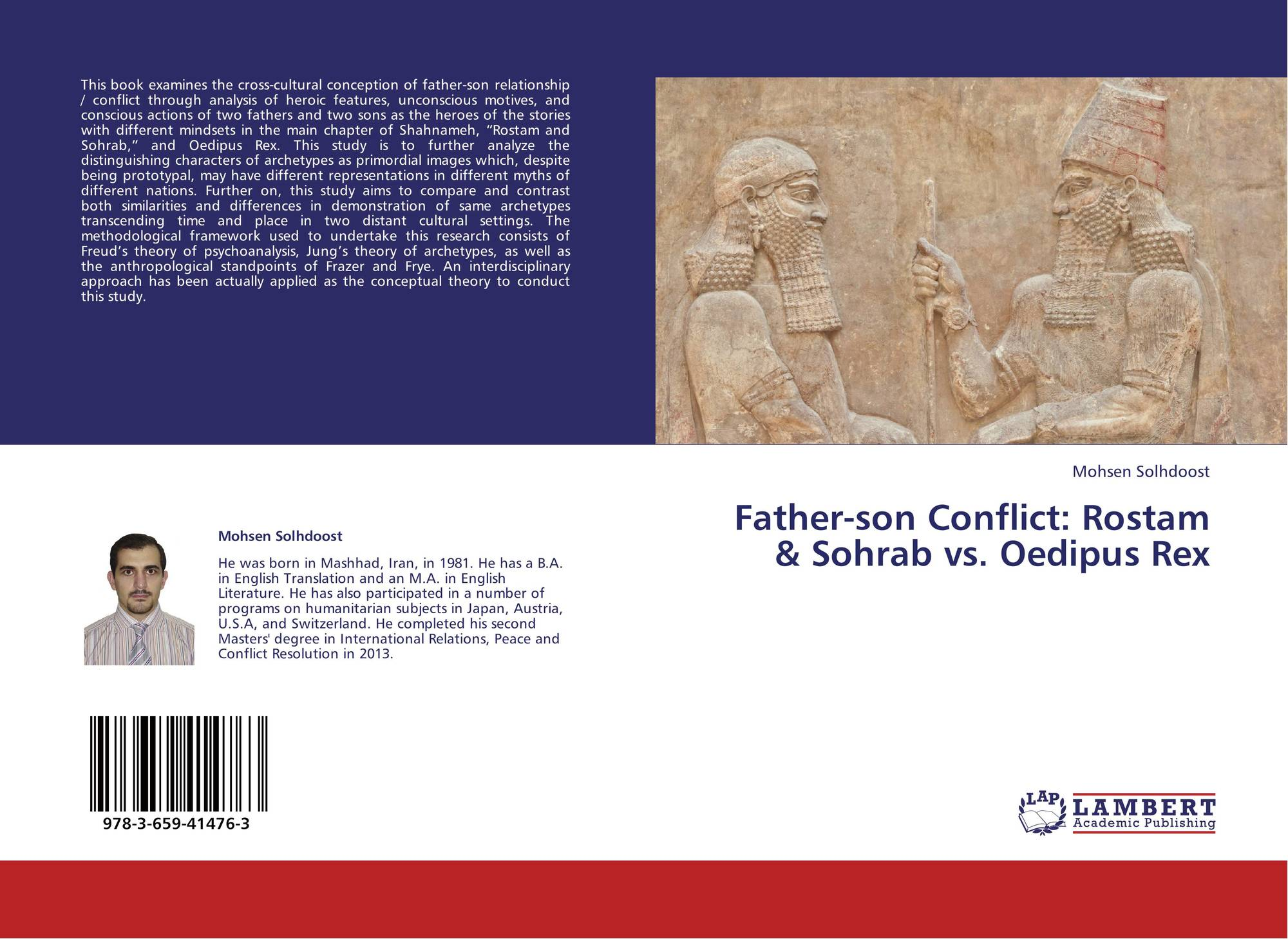 conflicts in father and son relationships In terms of father-son relationships, the father is a very important role model for  his son, and every boy needs a fatherly figure baba is not there.