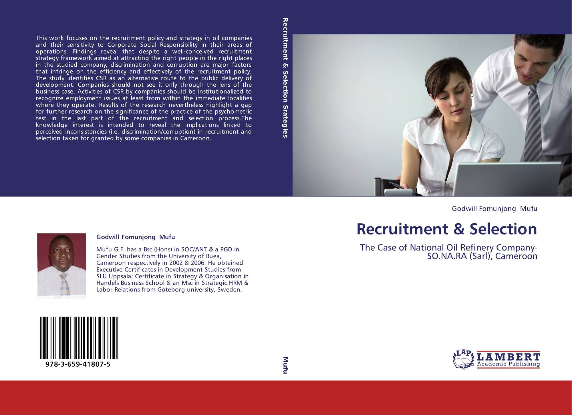 microsoft recruitment and selection Global human resources- recruitment, selection, retention, training 1 overview/goal by the end of unit 1, students should.