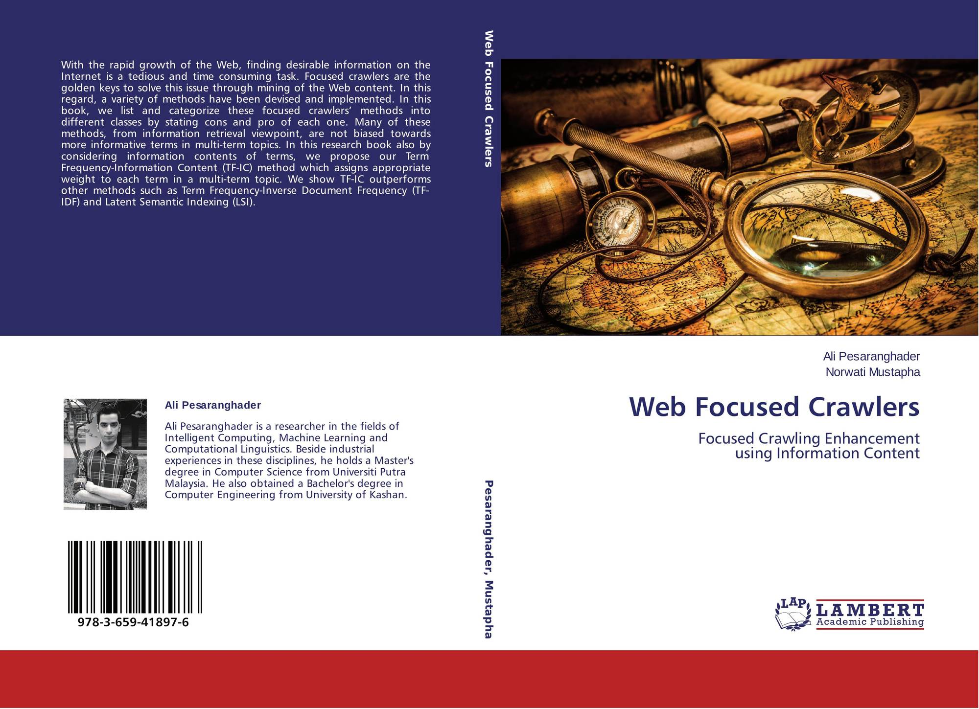 Web Focused Crawlers, 978-3-659-41897-6, 3659418978