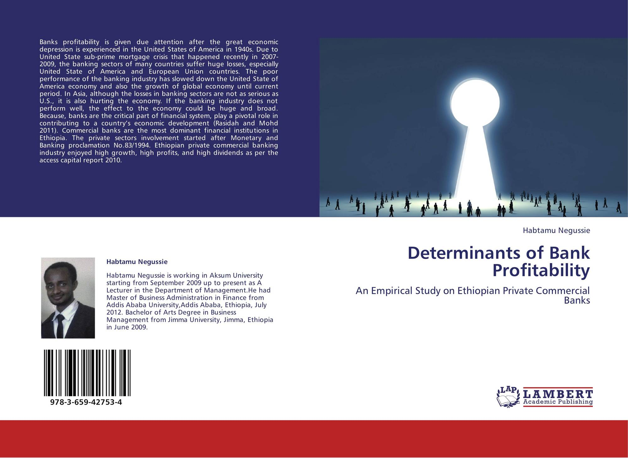determinants of bank profitability in nigeria Bank profits are high in sub-saharan africa (ssa) compared to other regions this paper uses a sample of 389 banks in 41 ssa countries to study the determinants of bank.