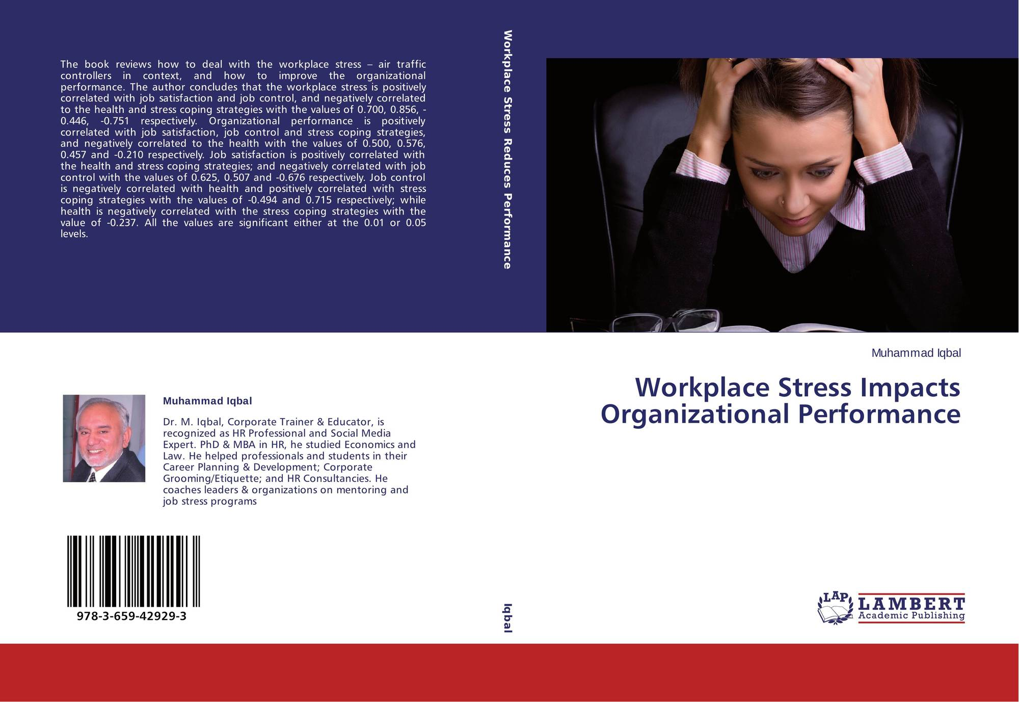 thesis on stress and job performance