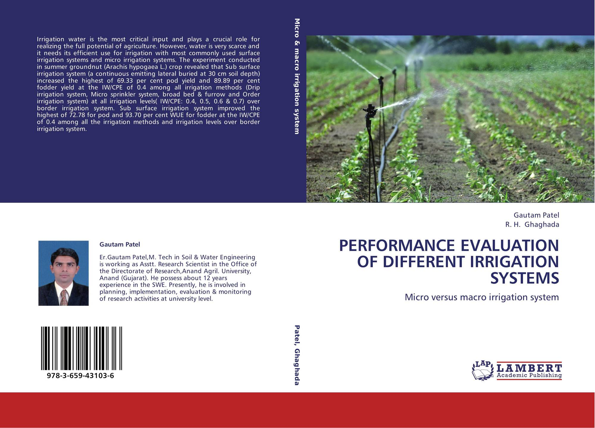 Evaluation of pre-packaged agricultural drip irrigation kits
