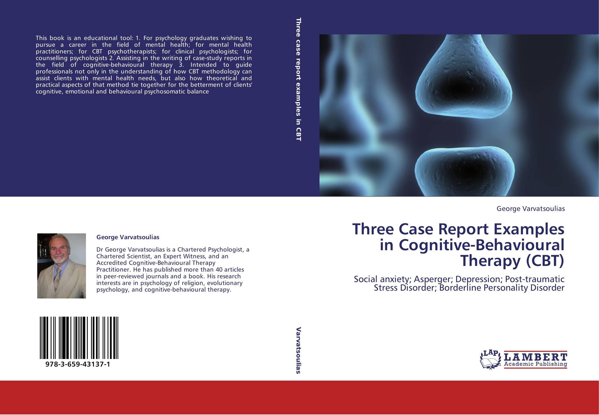 social anxiety cbt case study
