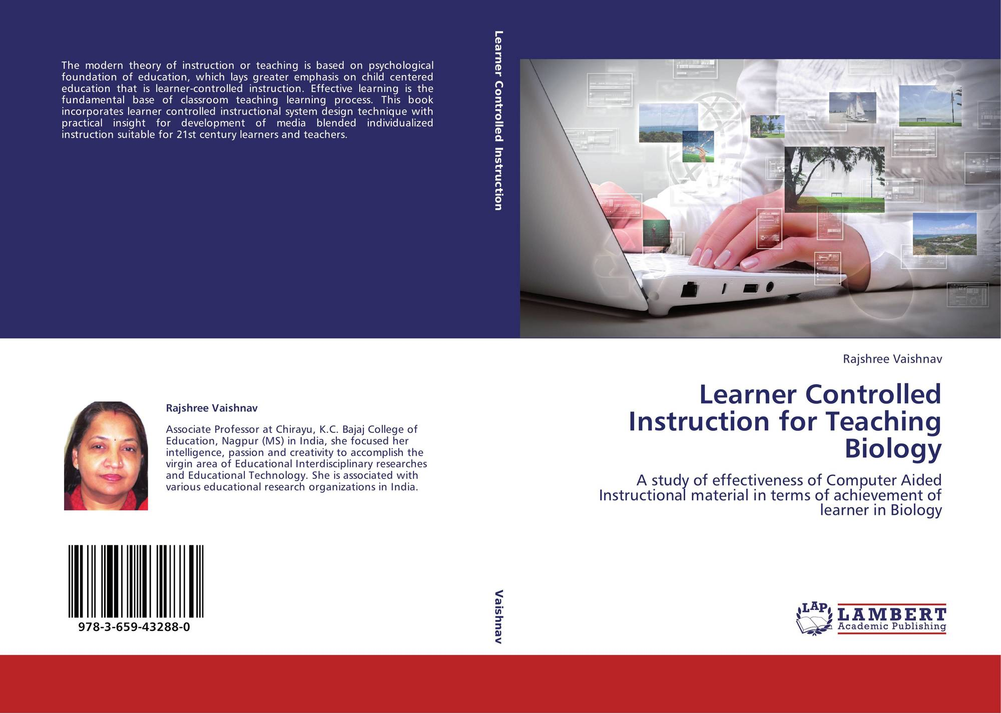 Learner Controlled Instruction For Teaching Biology 978 3 659 43288