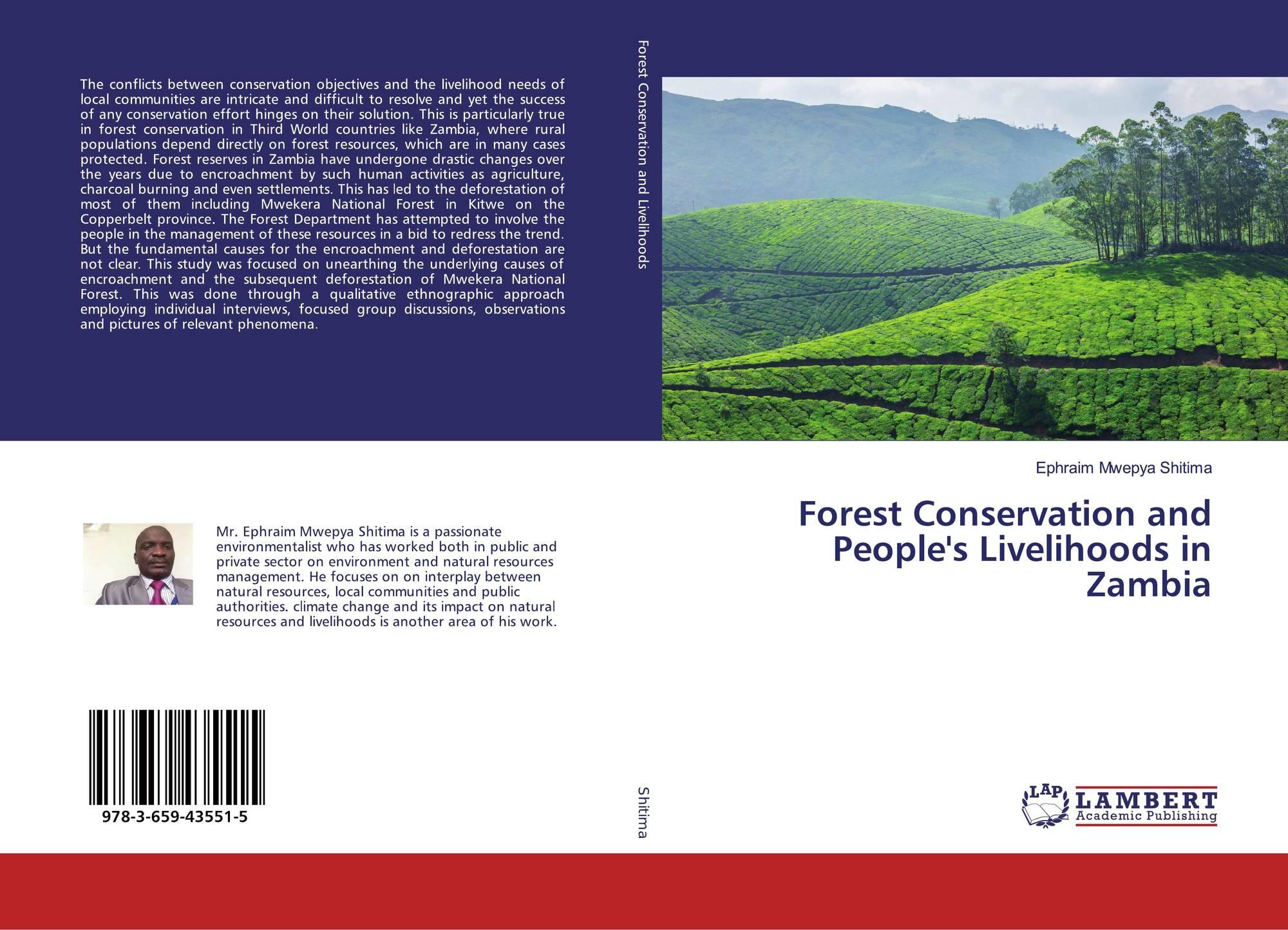 Livelihoods thesis