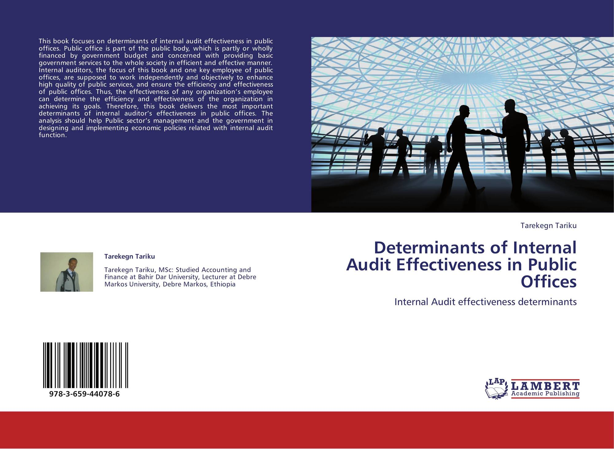 audit dissertation effectiveness government in internal Authors review some questions included in a questionnaire regarding the effectiveness of internal audit within the scope of quality management ma thesis.