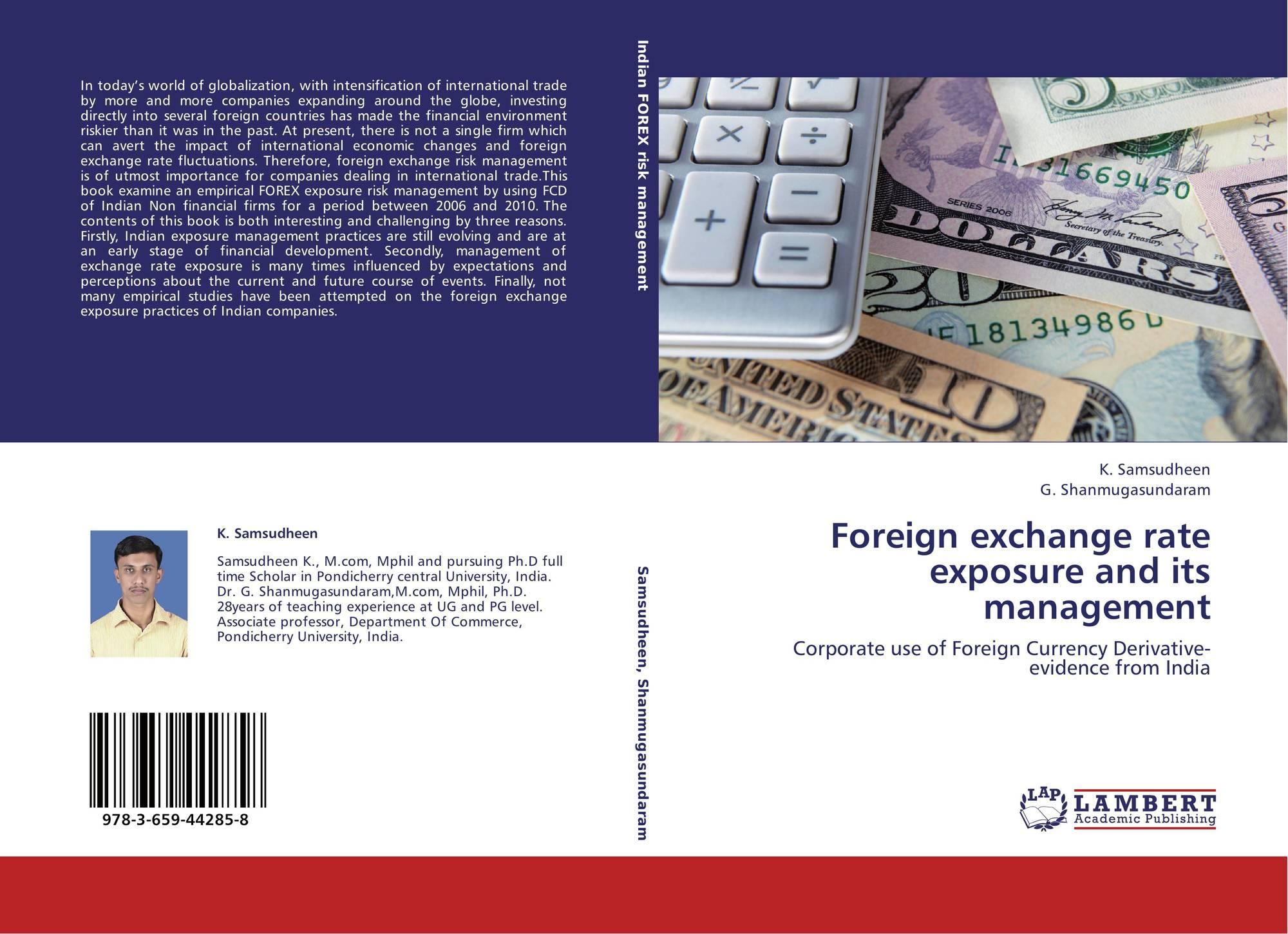Forex exchange derivatives